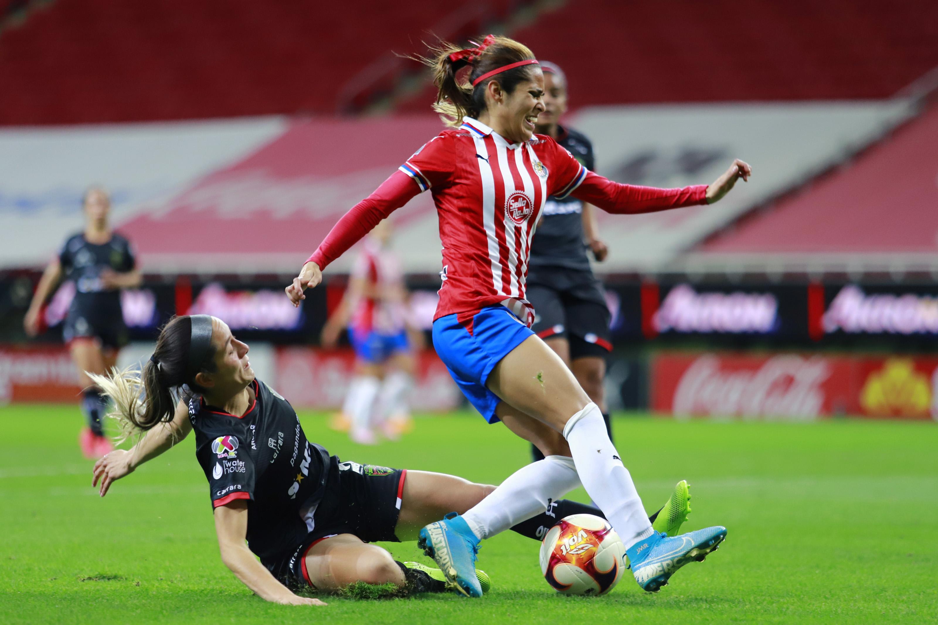 Chivas v FC Juarez - Torneo Guard1anes 2021 Liga MX Femenil