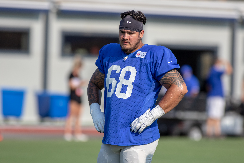 NFL: AUG 19 Rams Training Camp