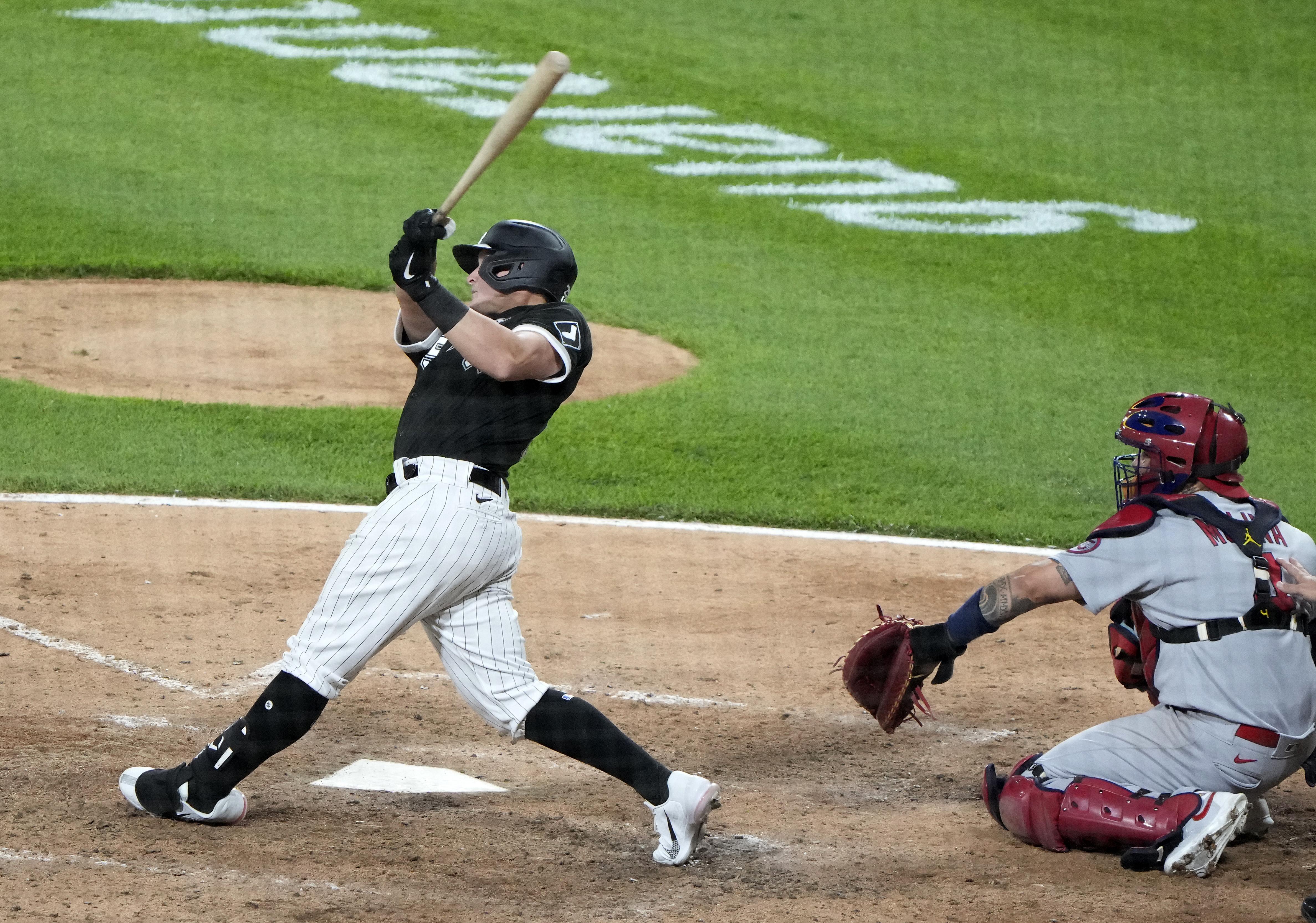 MLB:芝加哥白袜队的圣路易斯红雀队