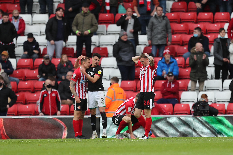 Sunderland v Lincoln City - Sky Bet League One Play-off Semi Final 2nd Leg