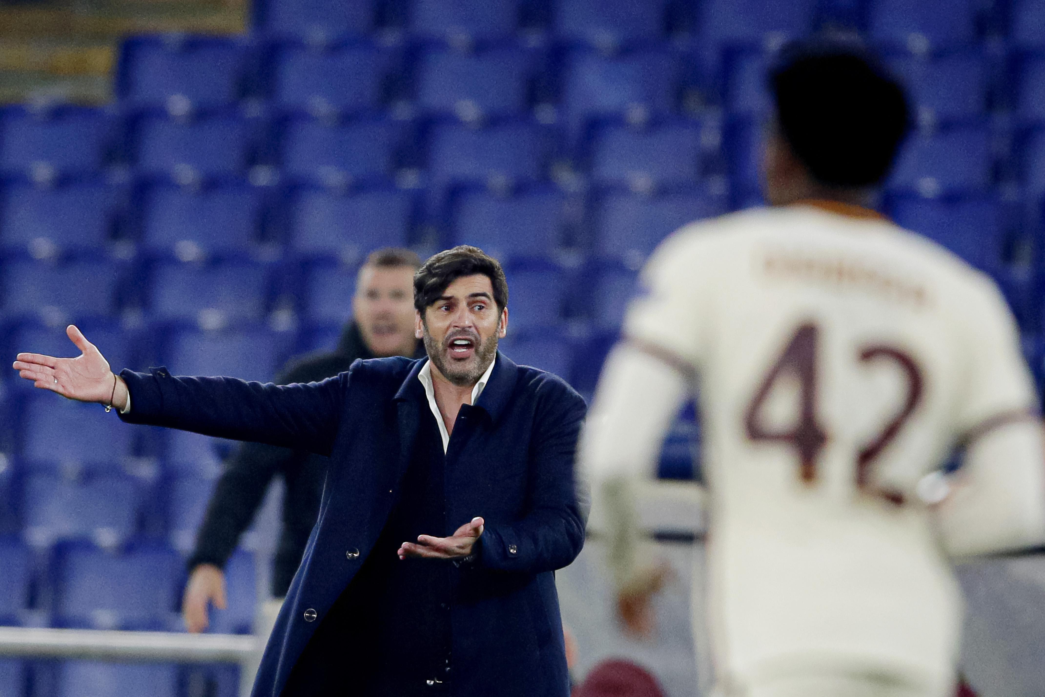 AS Roma v Ajax - UEFA Europa League