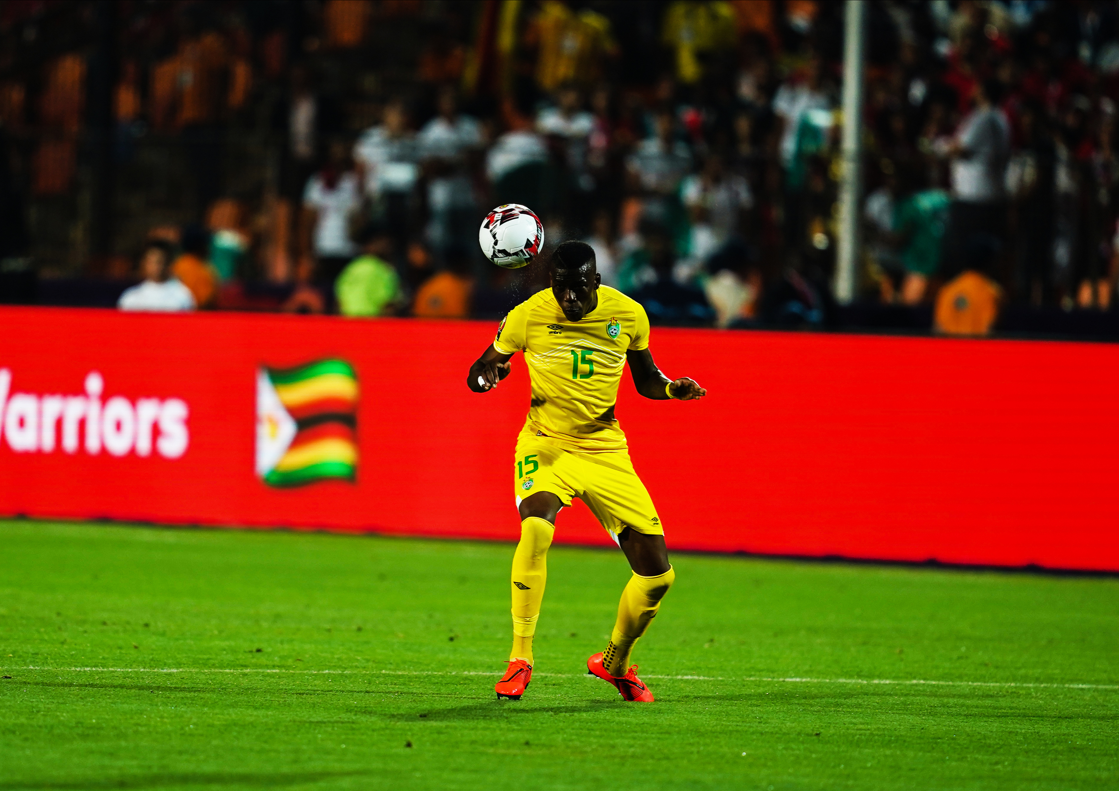 Egypt v Zimbabwe - African Cup of Nations