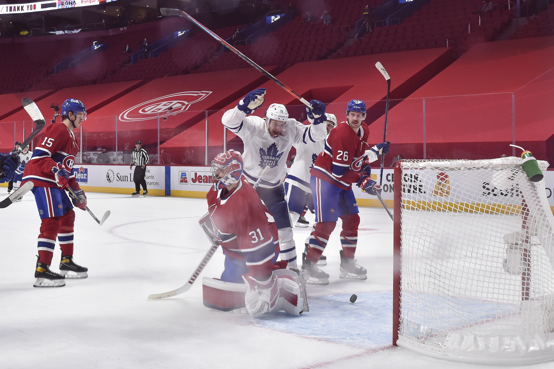 Toronto Maple Leafs v Montreal Canadiens - Game Three