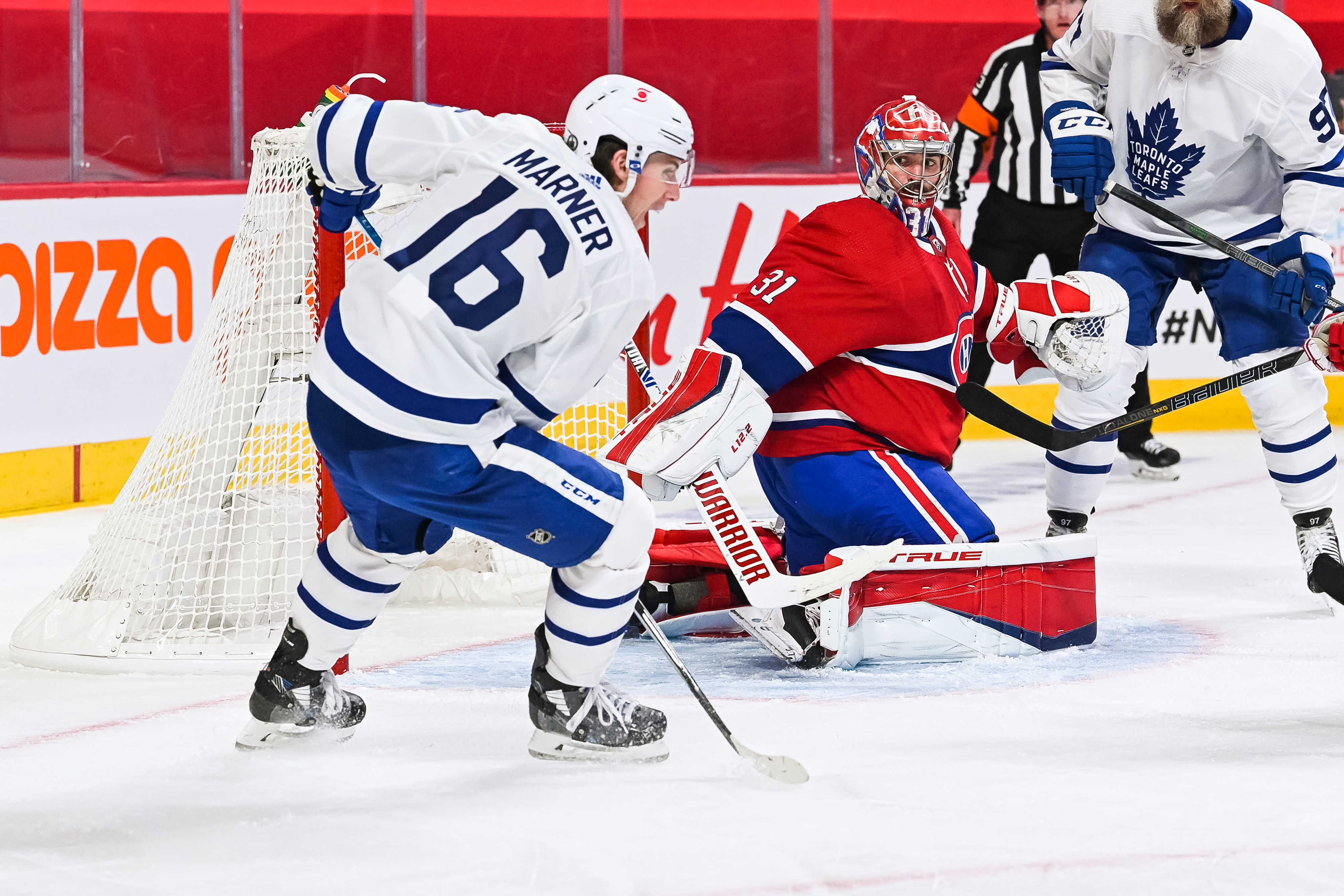 NHL: MAY 24 Stanley Cup Playoffs First Round - Maple Leafsat Canadiens