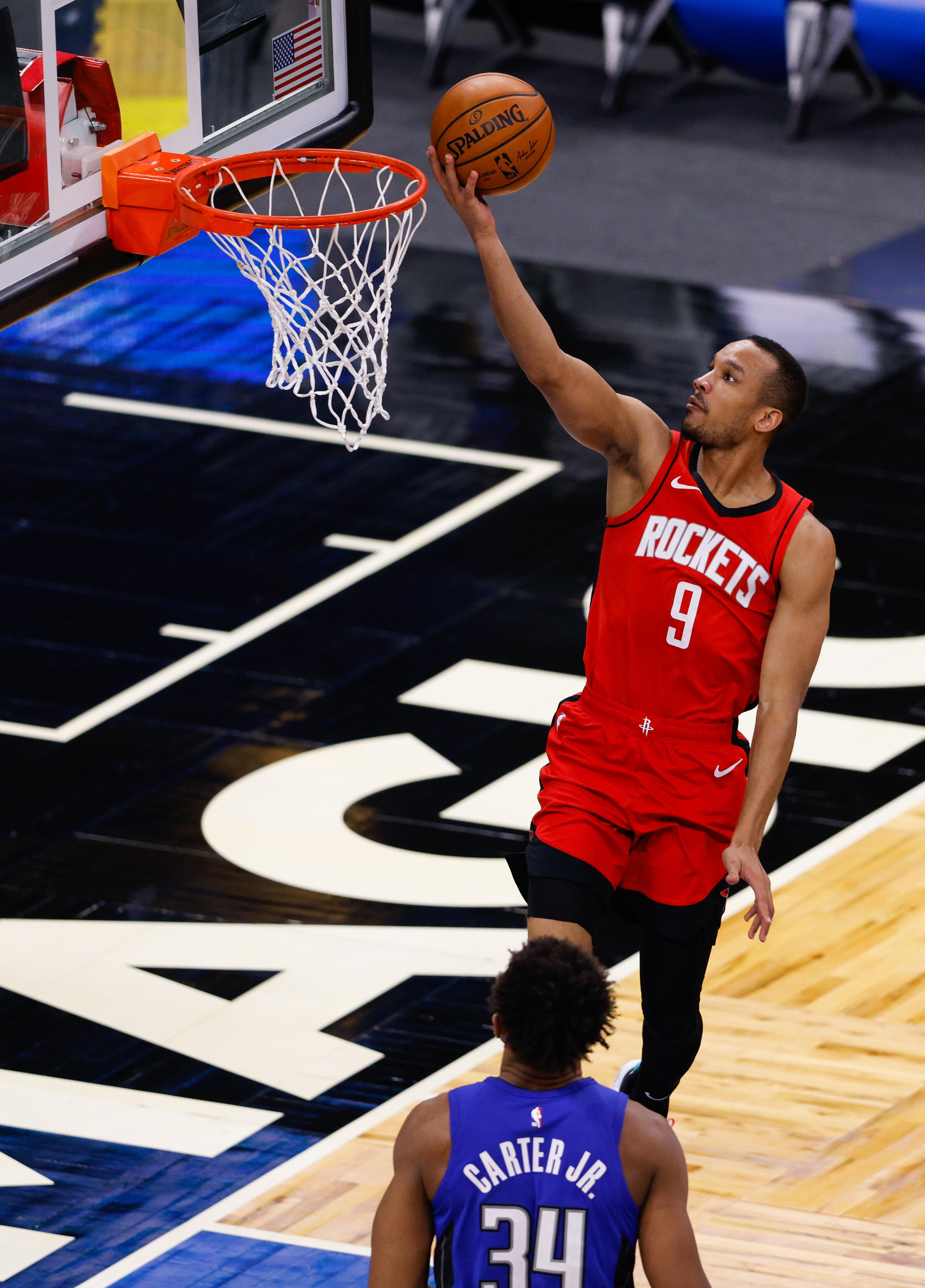 NBA: Houston Rockets at Orlando Magic