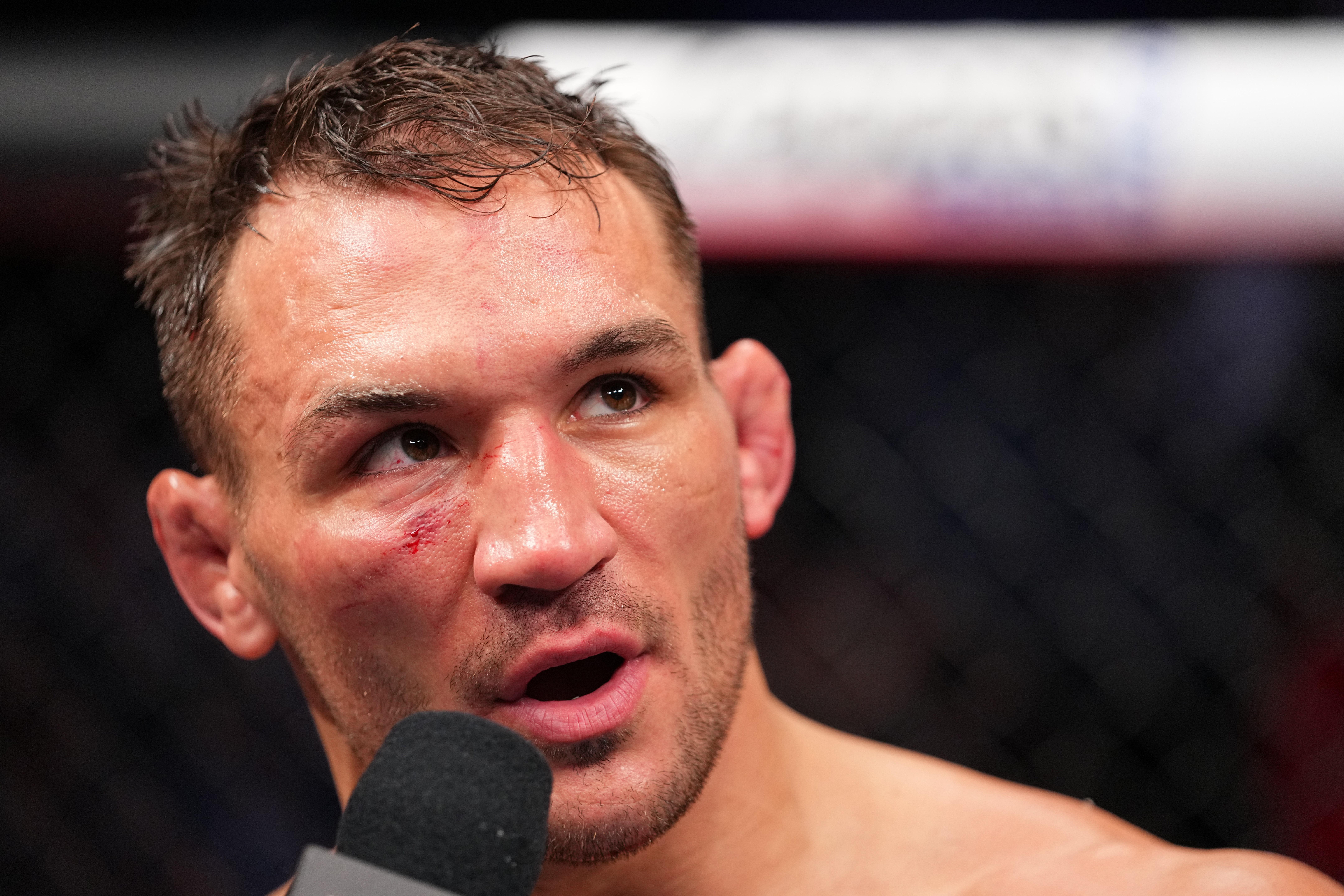 UFC 262: Oliveira v Chandler