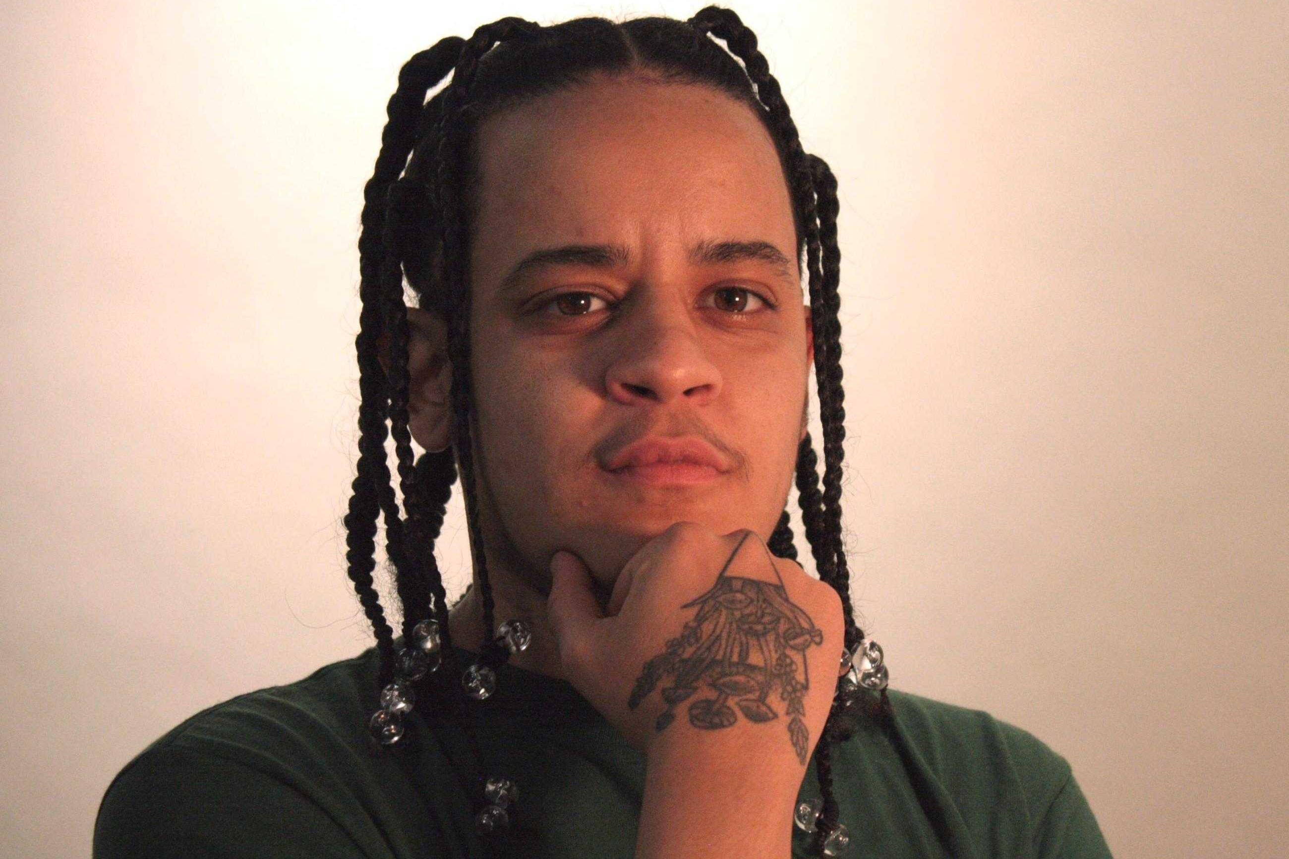 Maddox Guerilla, 24, advocates for homeless youth.