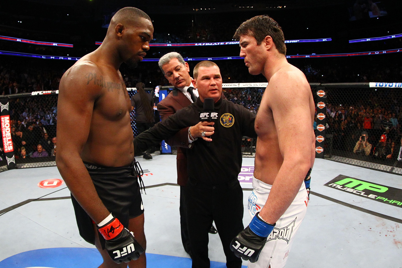UFC 159:琼斯v Sonnen