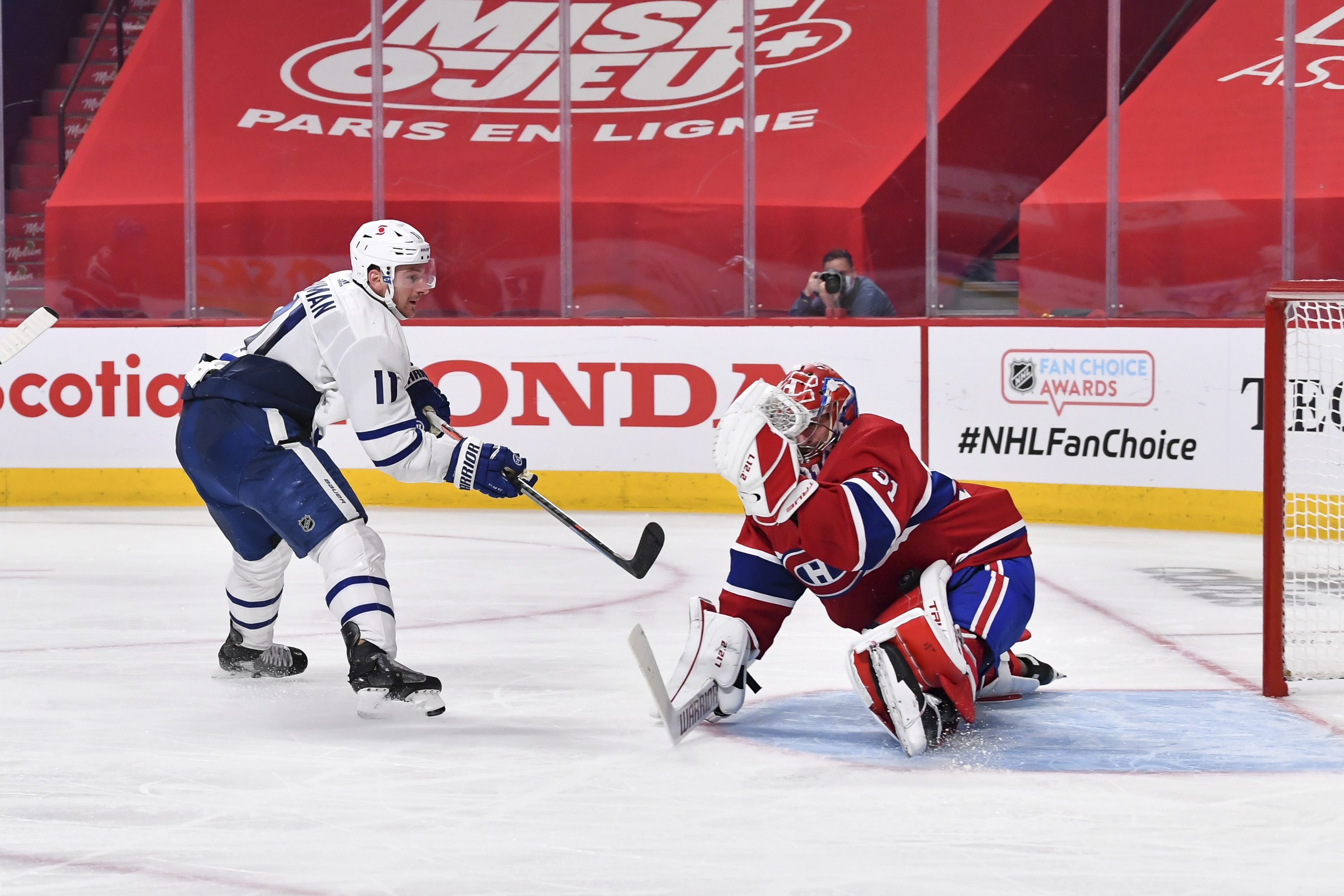 Toronto Maple Leafs v Montreal Canadiens - Game Four
