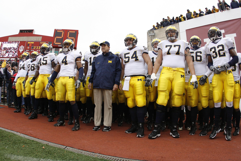NCAA Football - Michigan vs Indiana - November 11, 2006