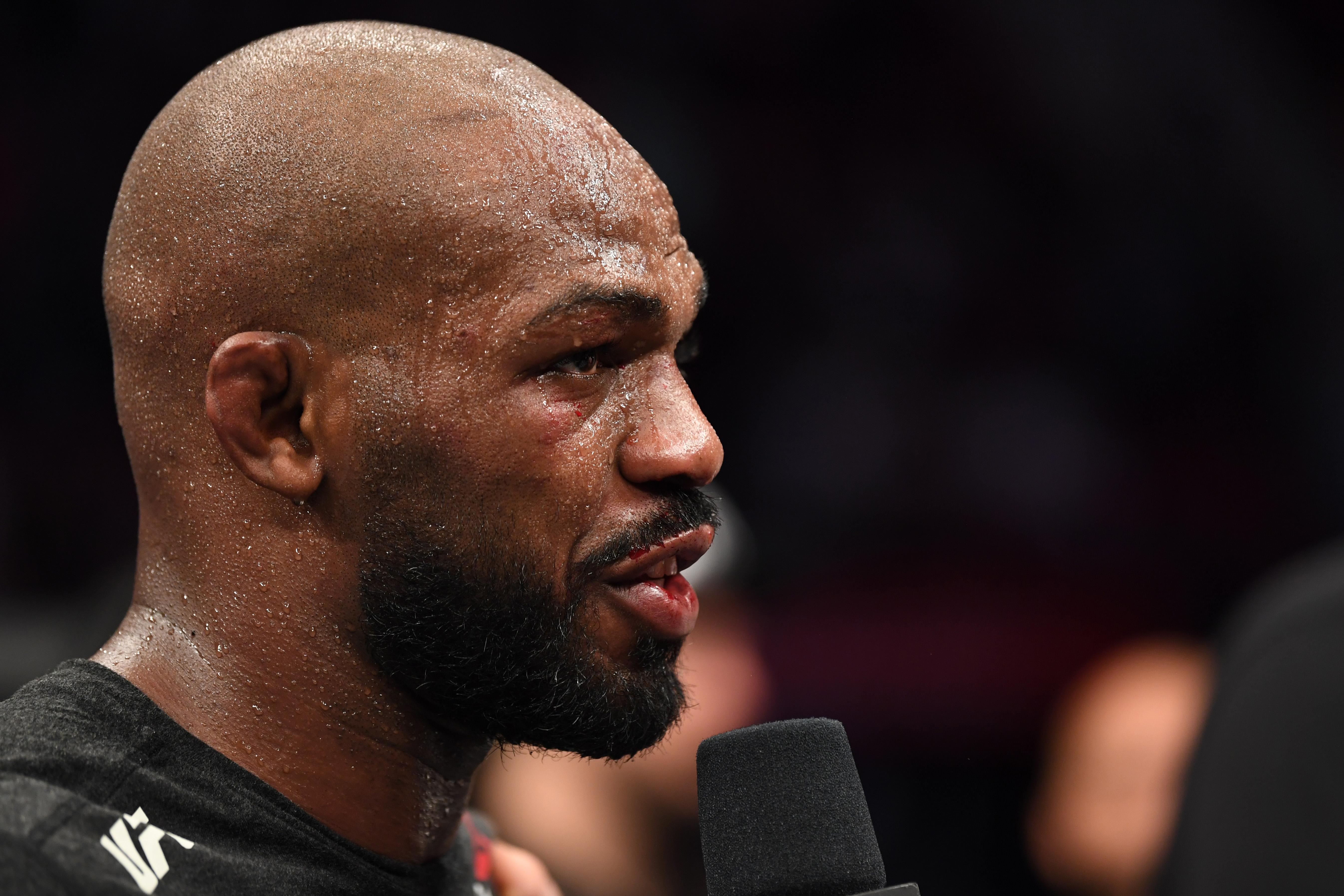UFC 247:琼斯v reyes