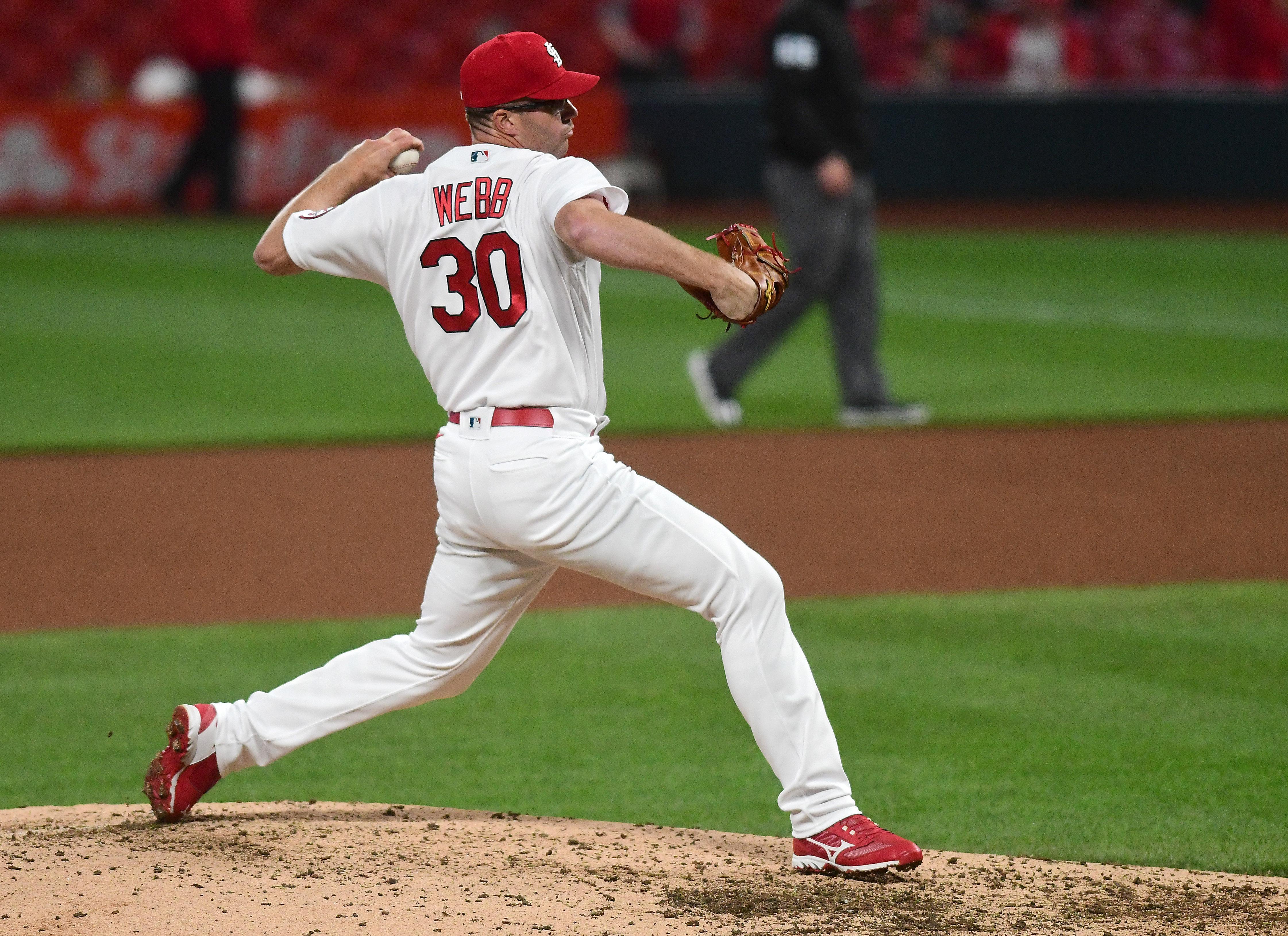 MLB: APR 28 Phillies at Cardinals