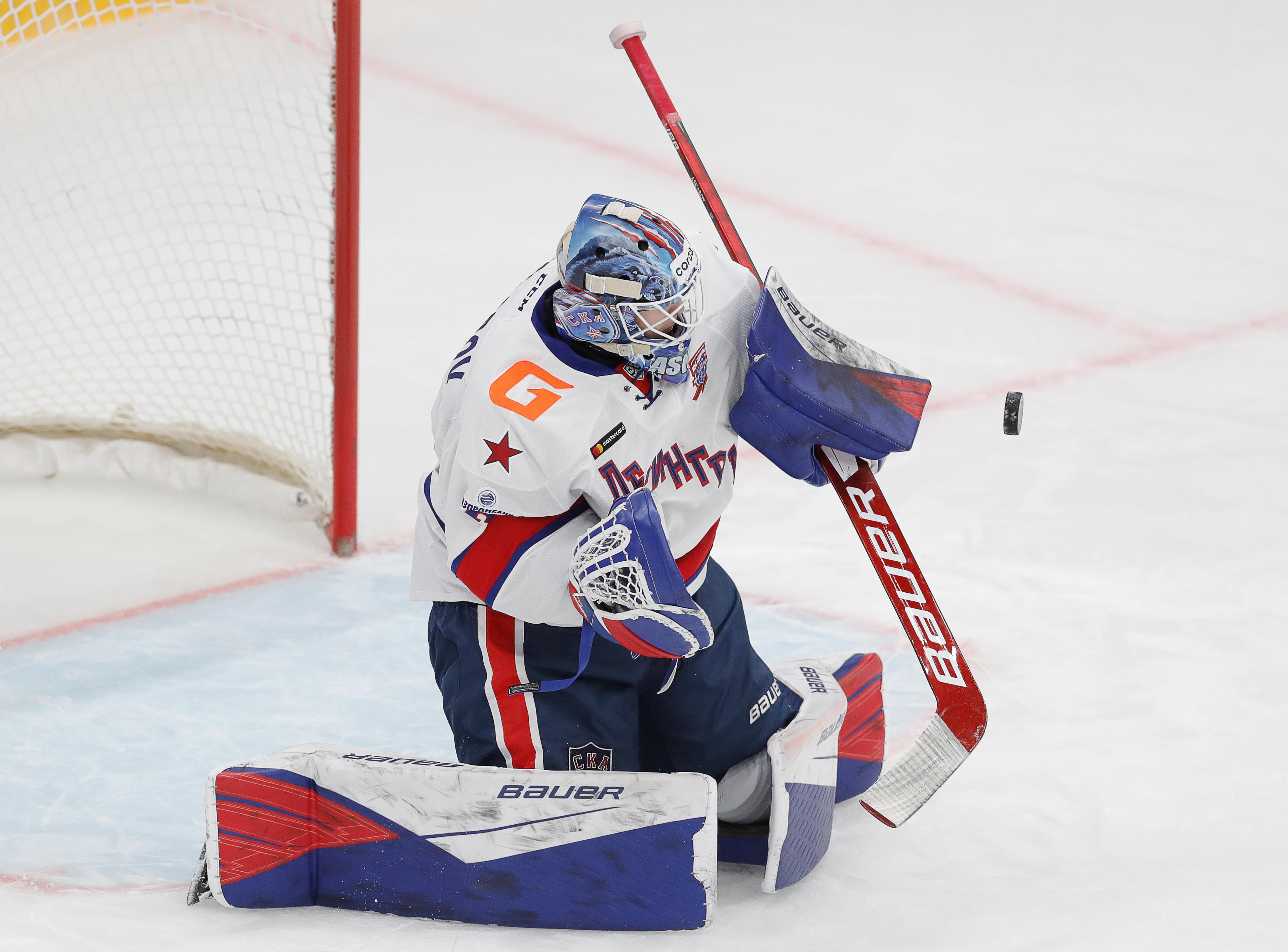 2020/2021 Kontinental Hockey League: CSKA Moscow 3 - 1 SKA St Petersburg