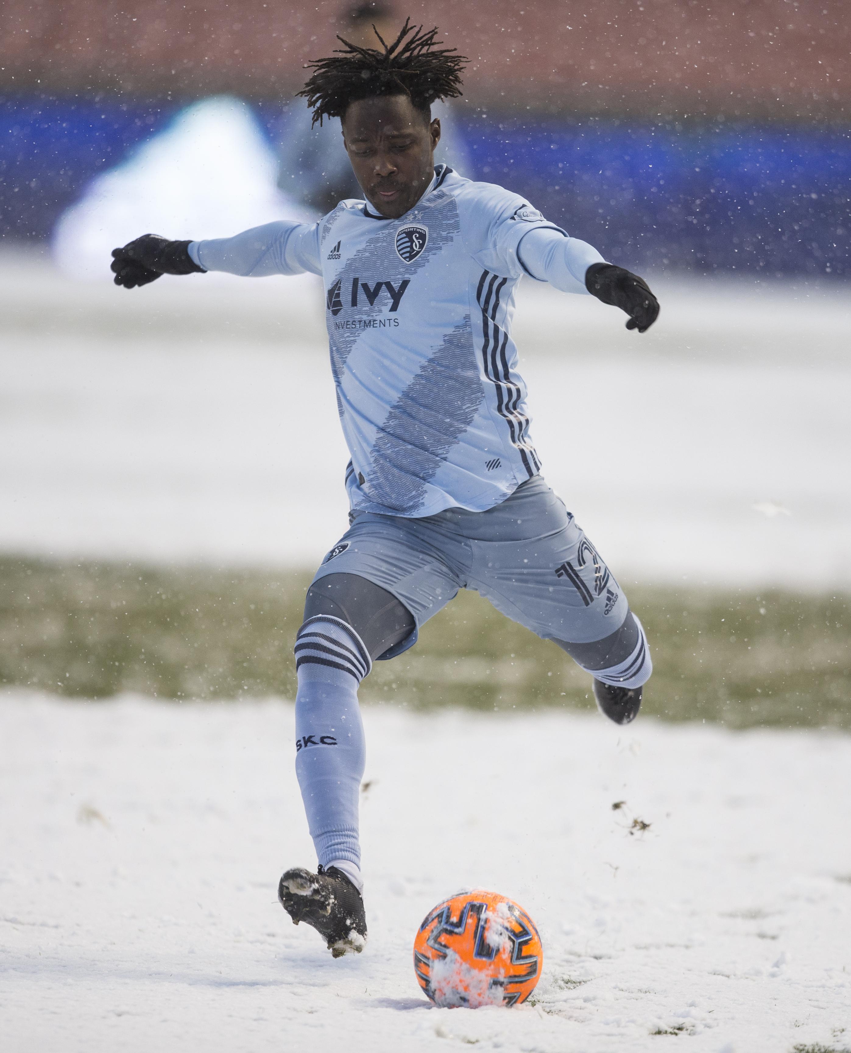 Sporting Kansas City v Real Salt Lake