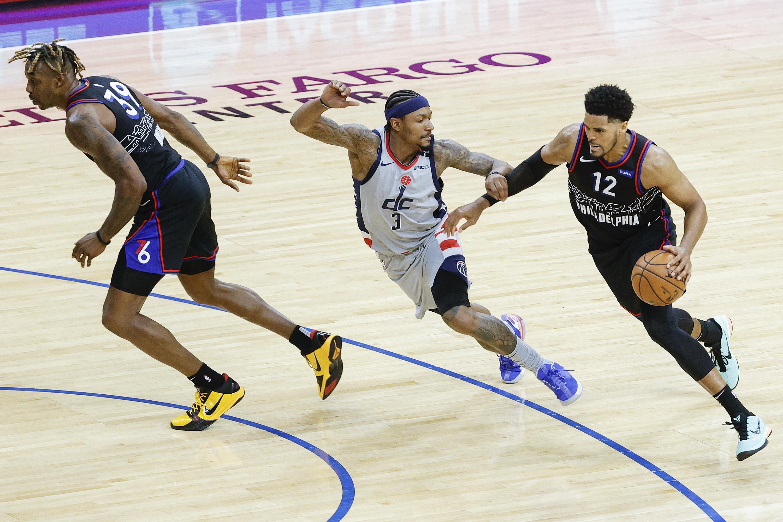 Washington Wizards v Philadelphia 76ers - Game One