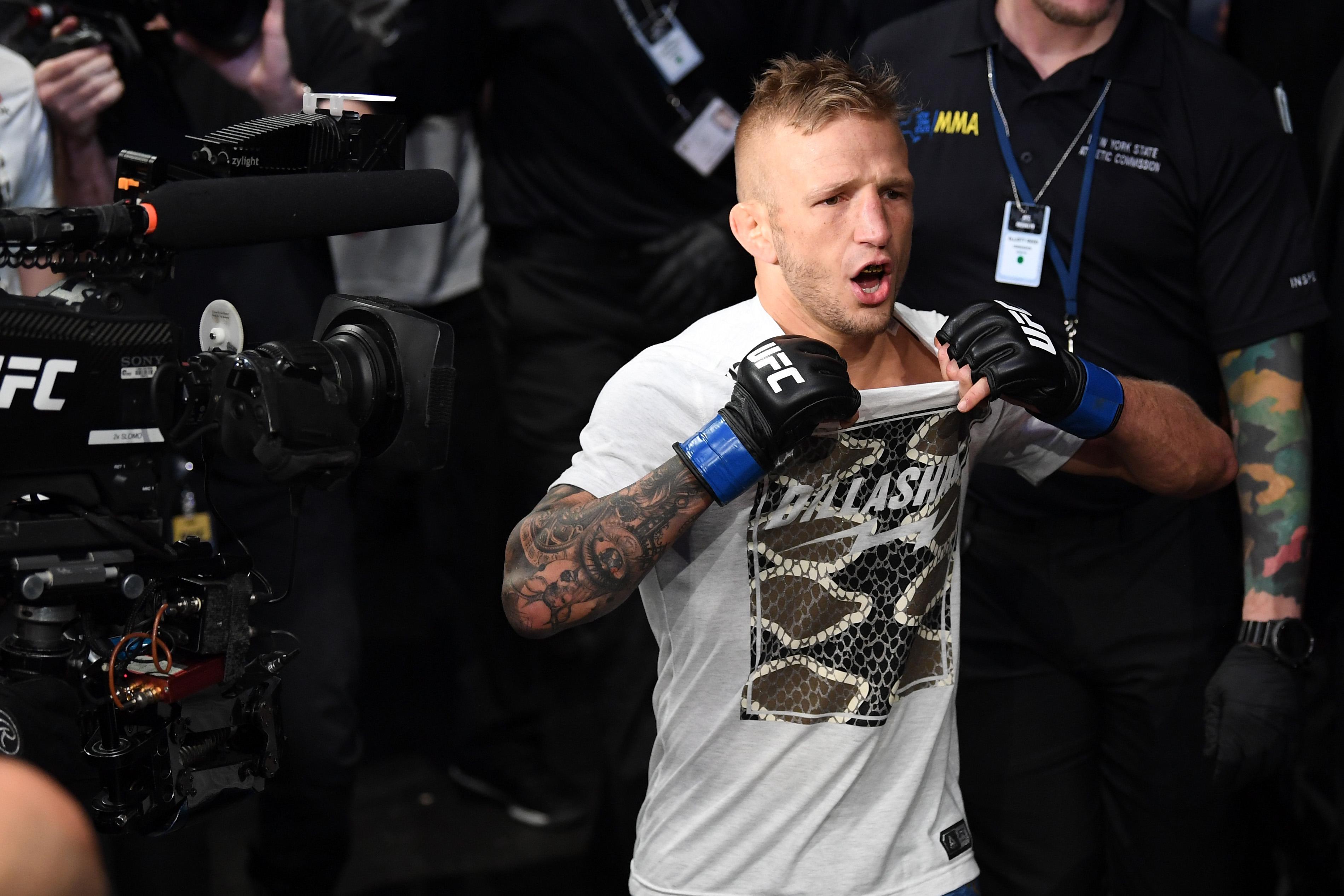 UFC夜晚:Cejudo v Dillashaw