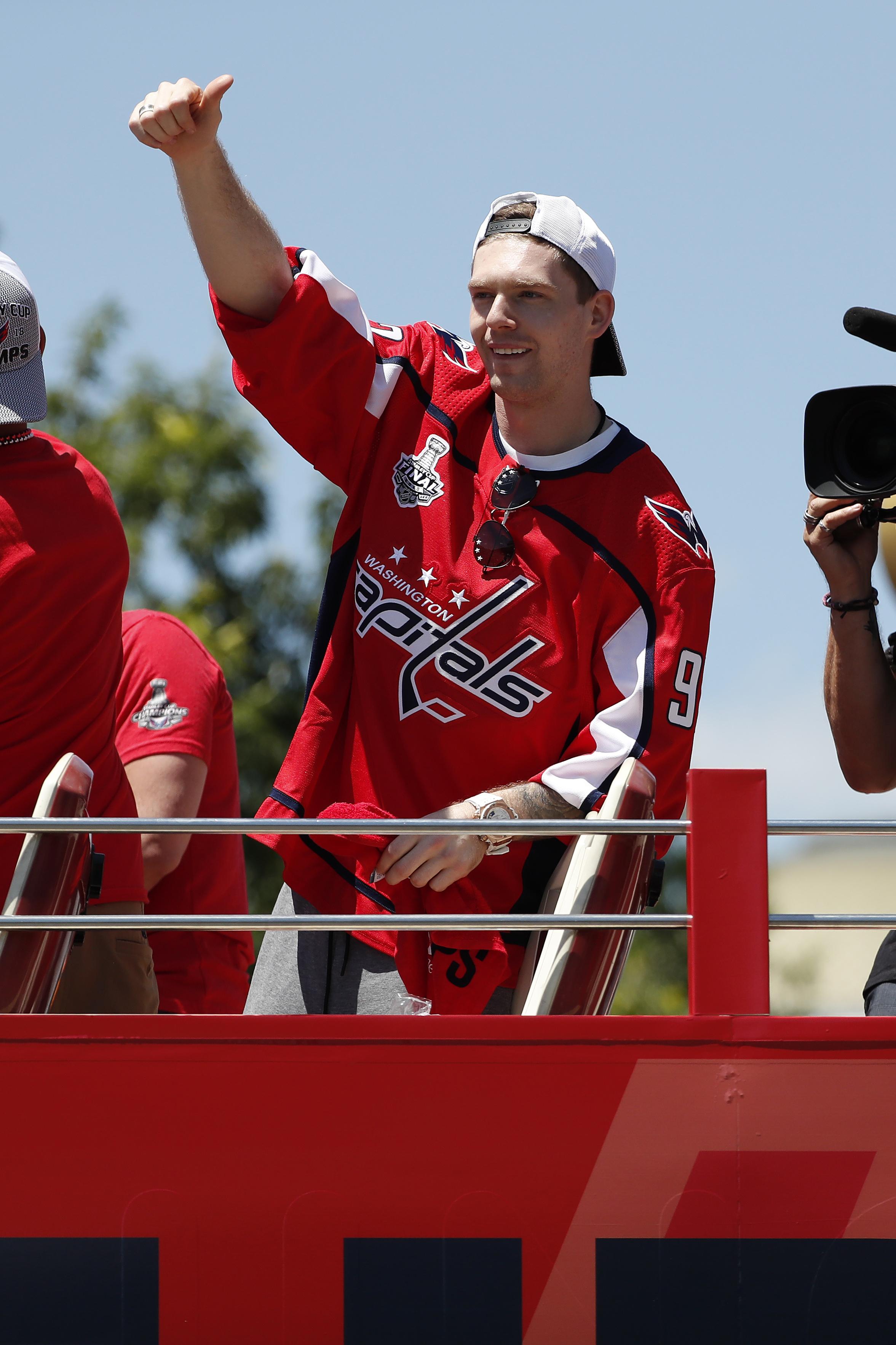 NHL: Washington Capitals-Stanley Cup Championship Parade