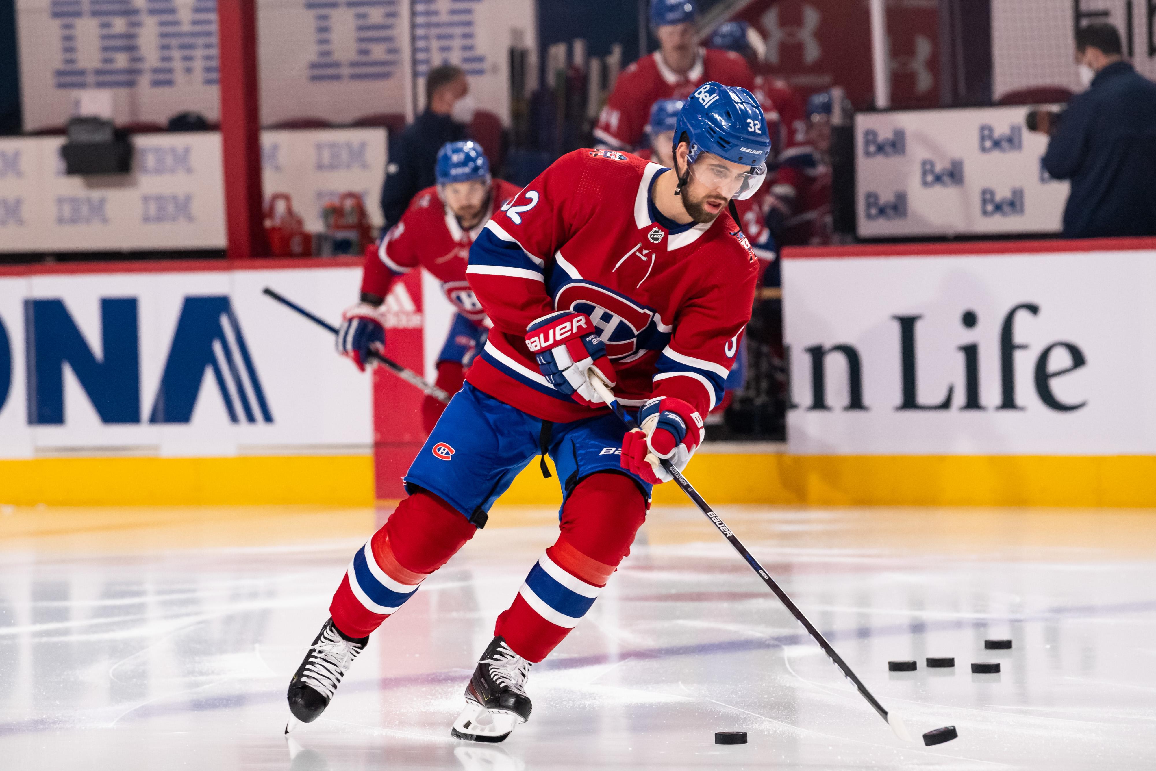 NHL: APR 28 Maple Leafs at Canadiens