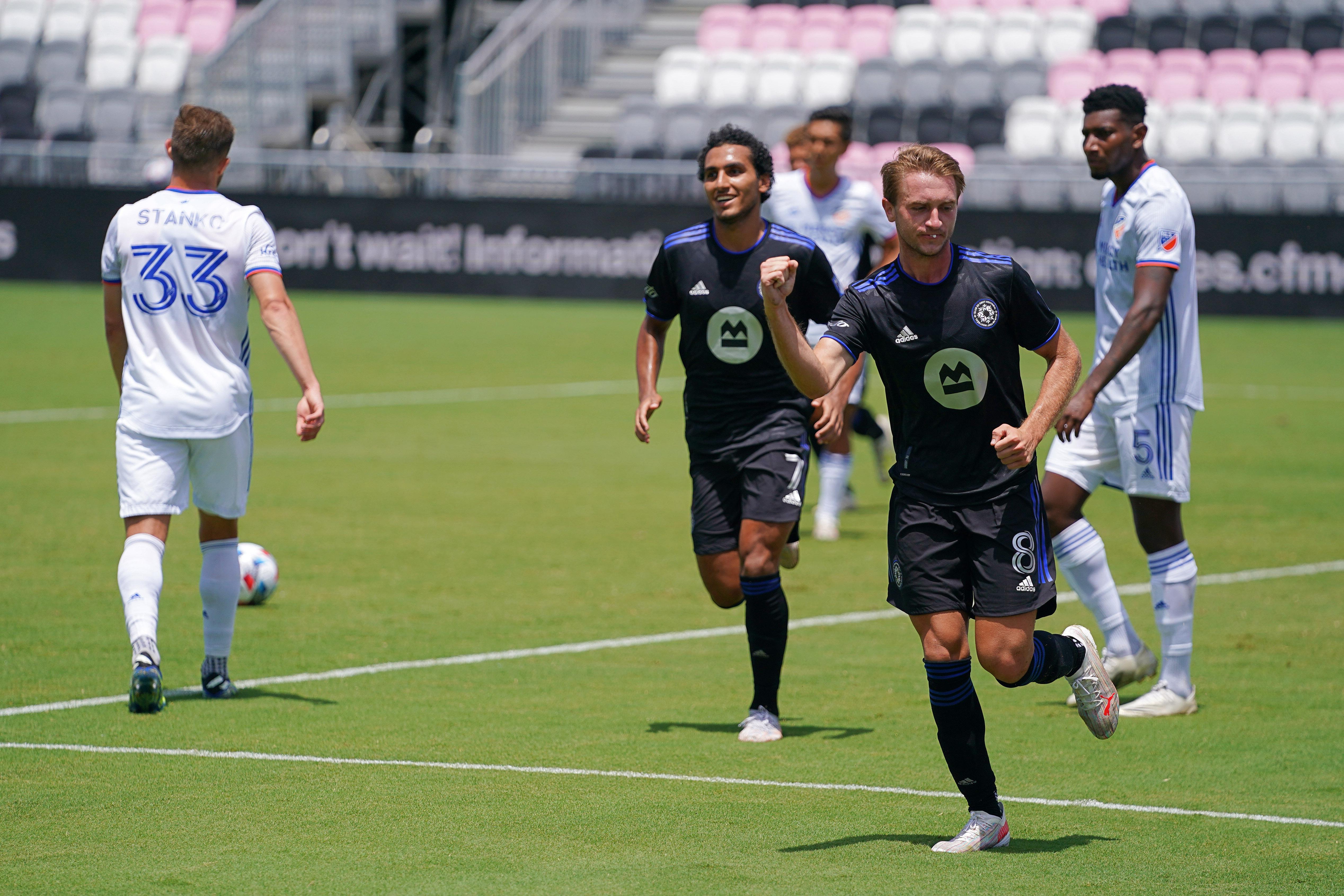 MLS: FC Cincinnati at CF Montreal