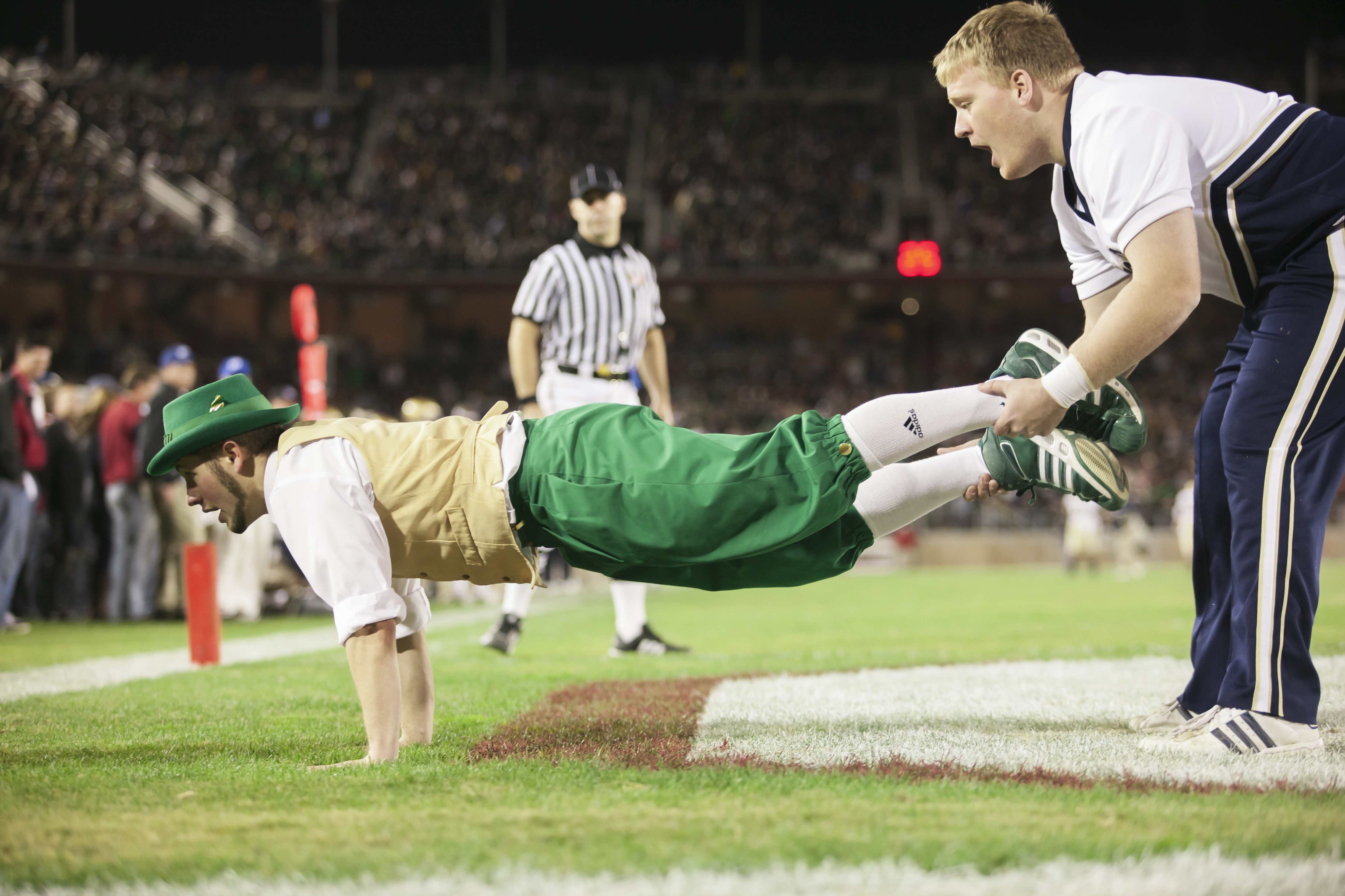 Notre Dame v Stanford