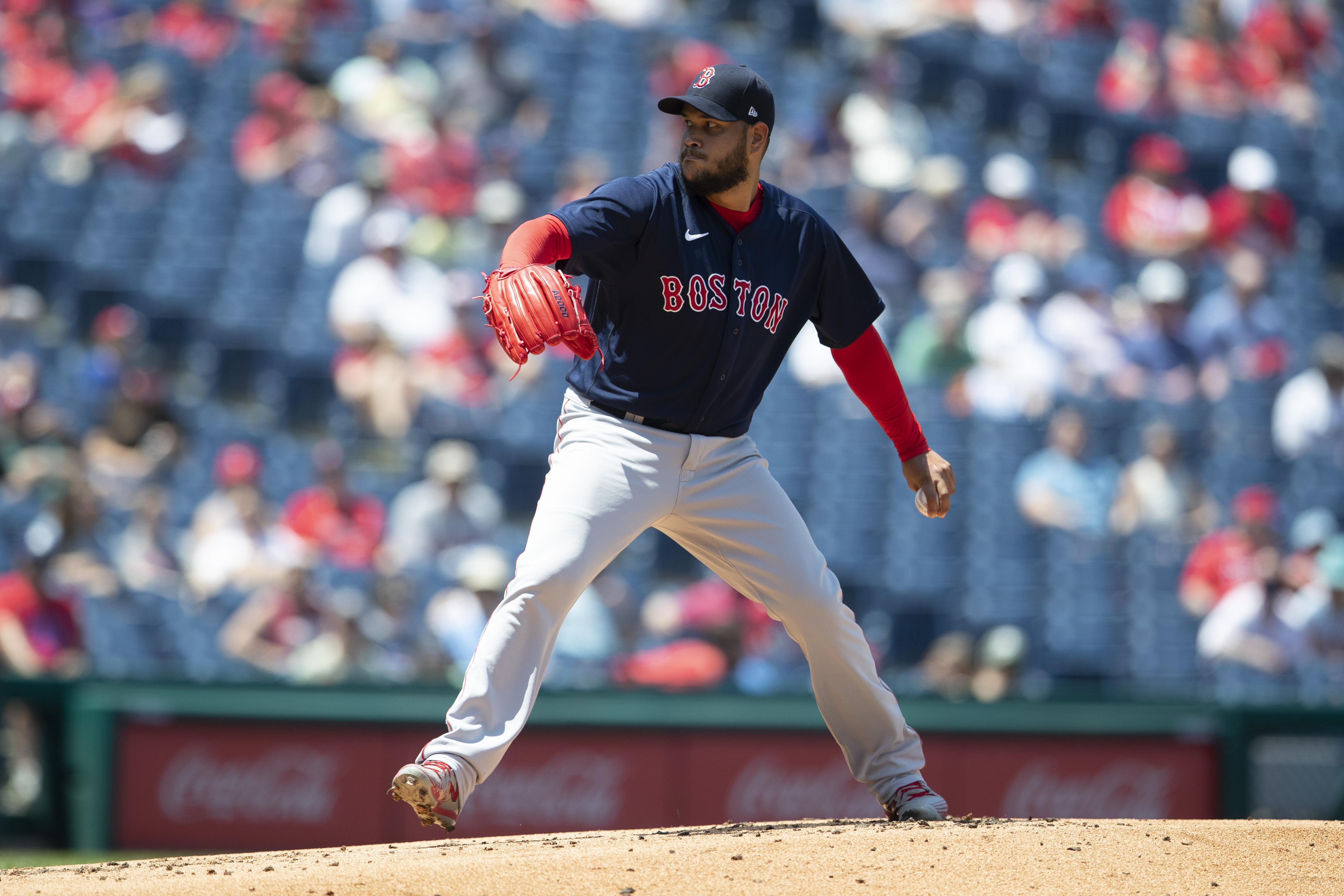 Boston Red Sox v Philadelphia Phillies