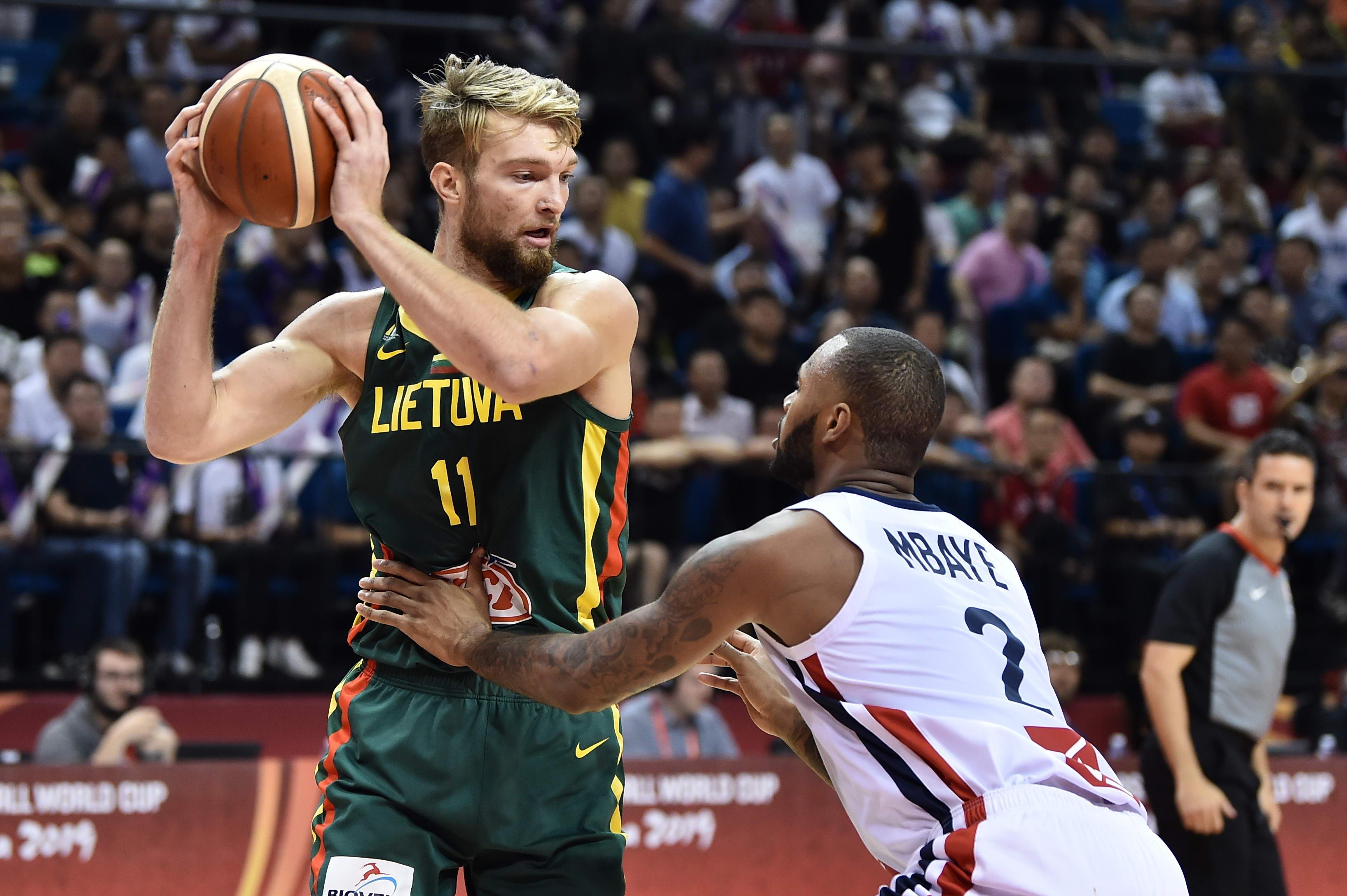 France v Lithuania: Group L - FIBA World Cup 2019