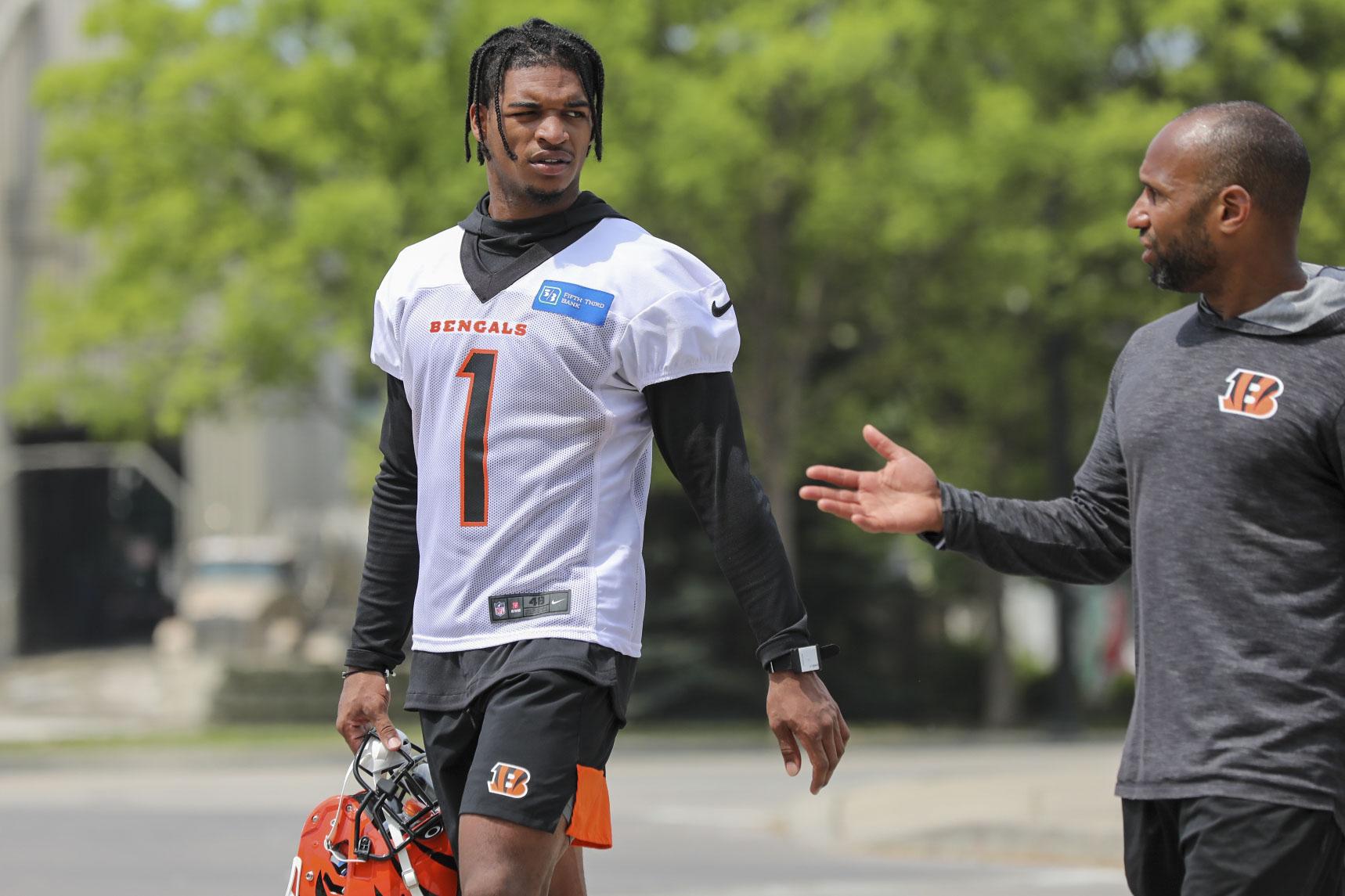 NFL: Cincinnati Benglas OTA
