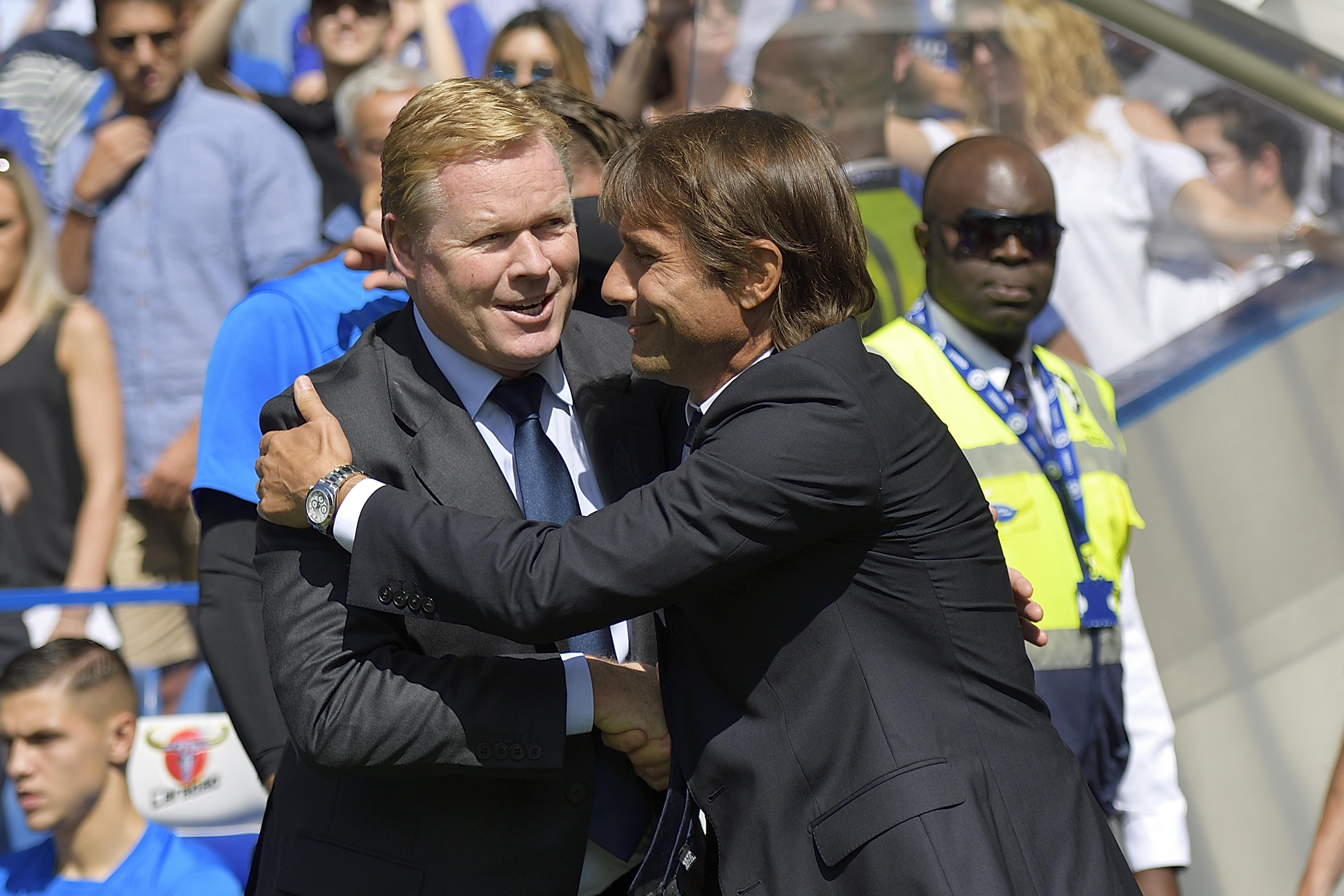 Chelses v Everton - Premier League