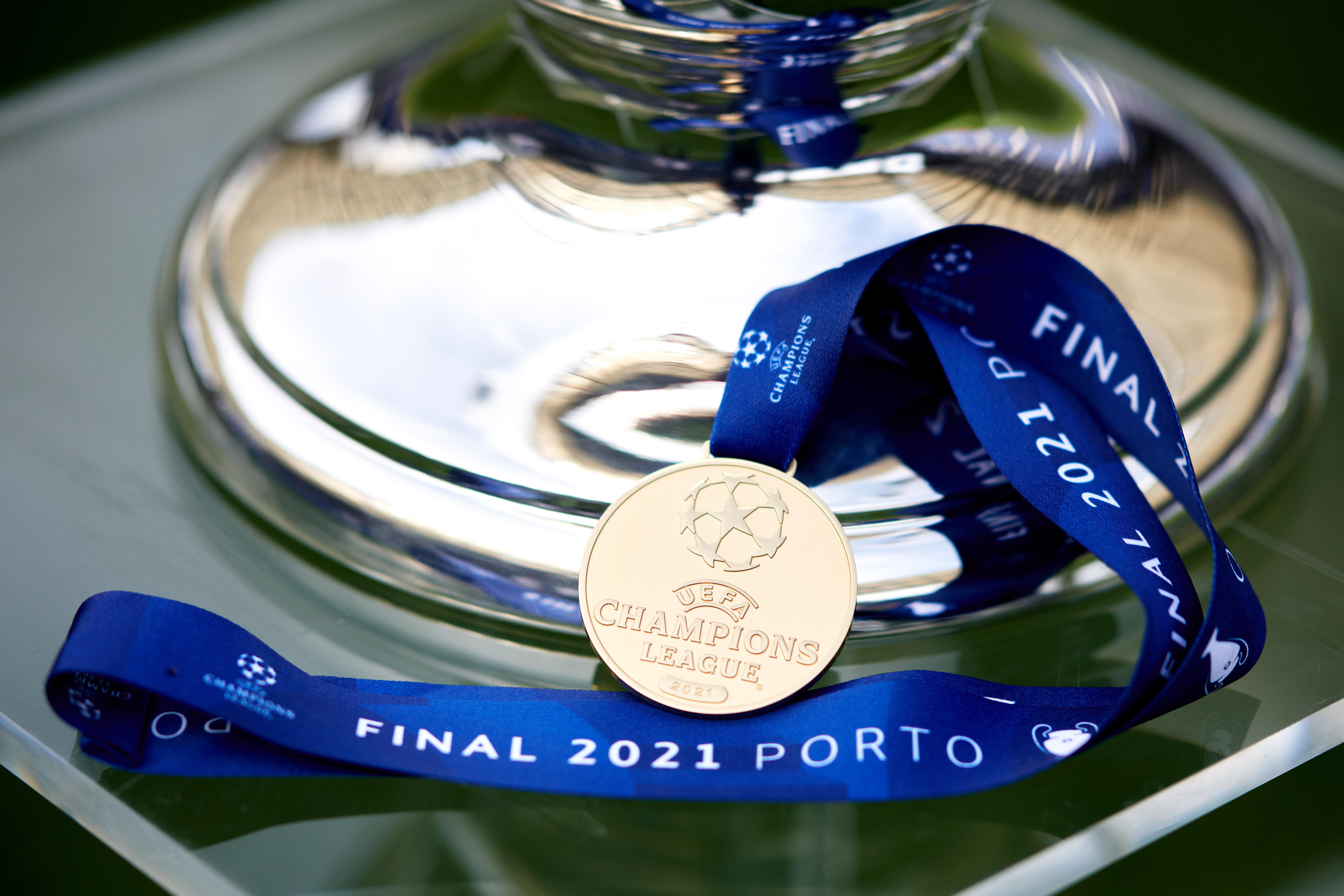 Manchester City v Chelsea - UEFA Champions League Final Previews