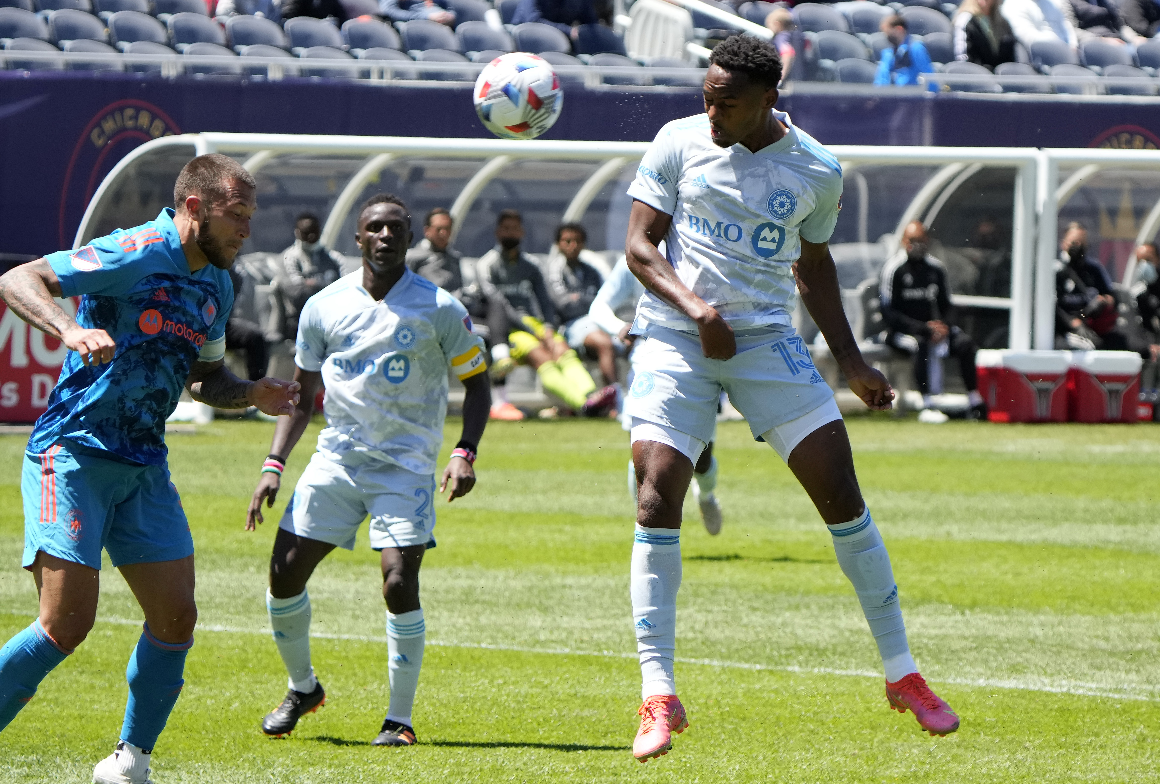 MLS: CF Montreal at Chicago Fire