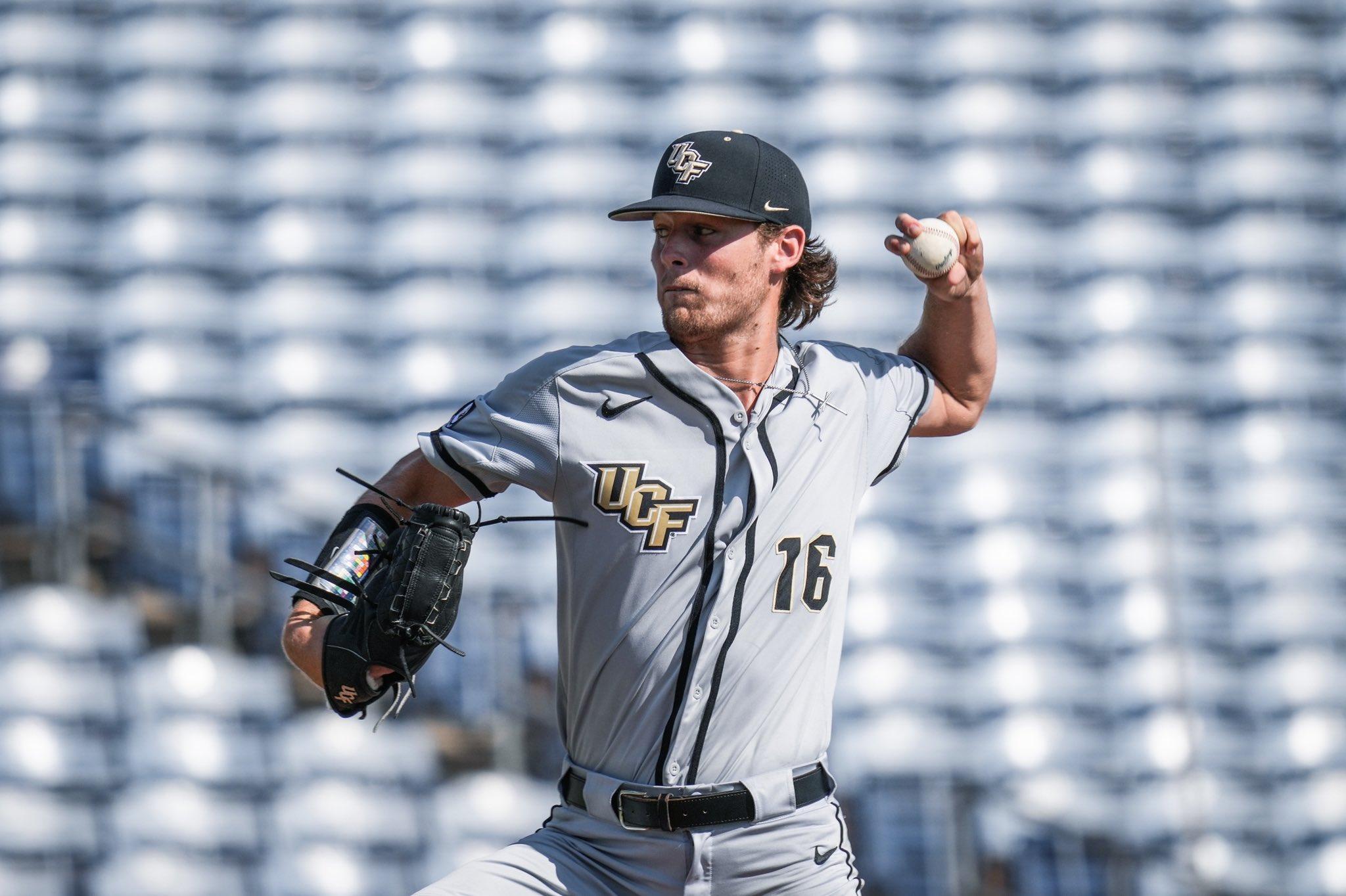 Hunter Patteson UCF Baseball