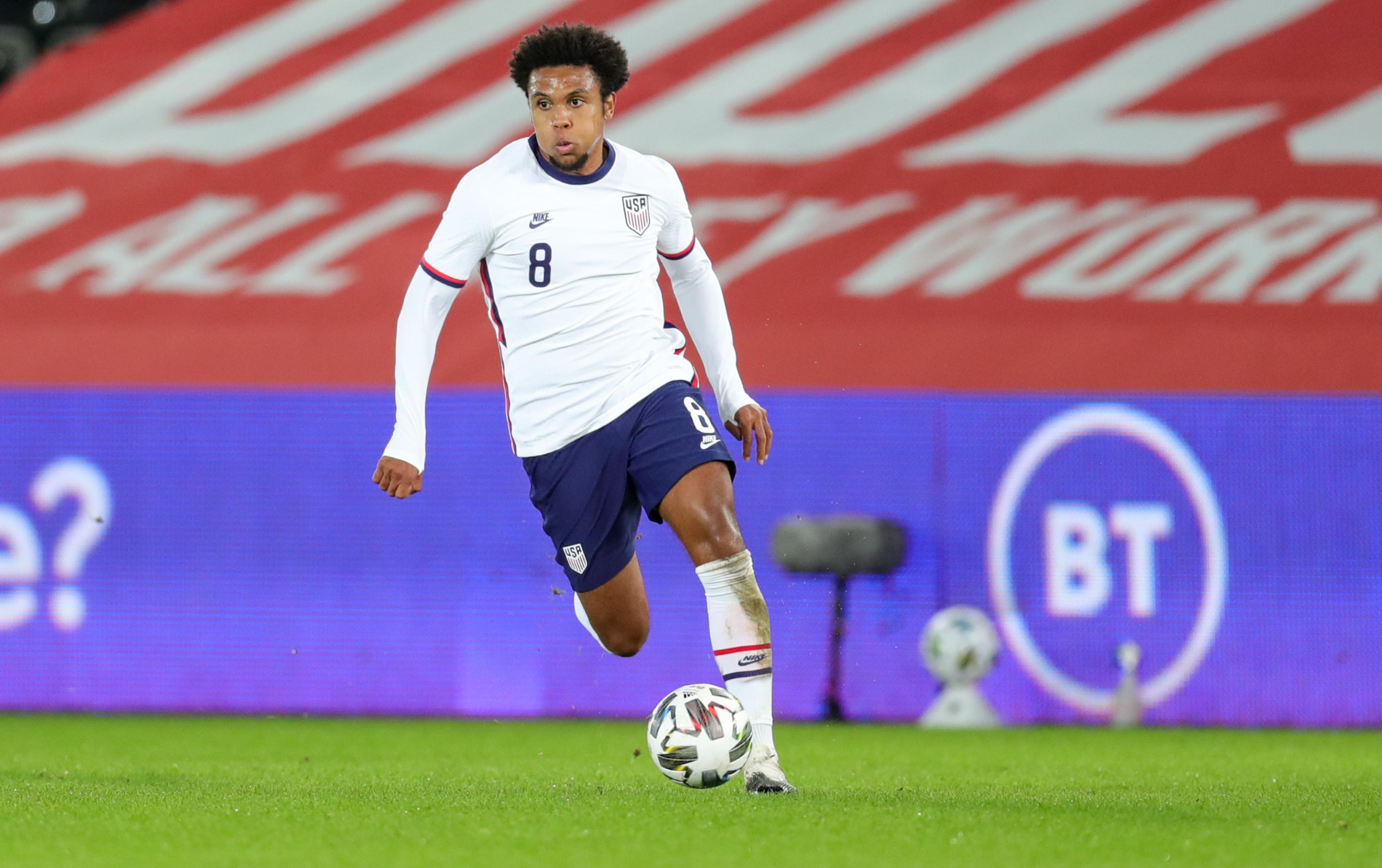 Wales v USA - International Friendly