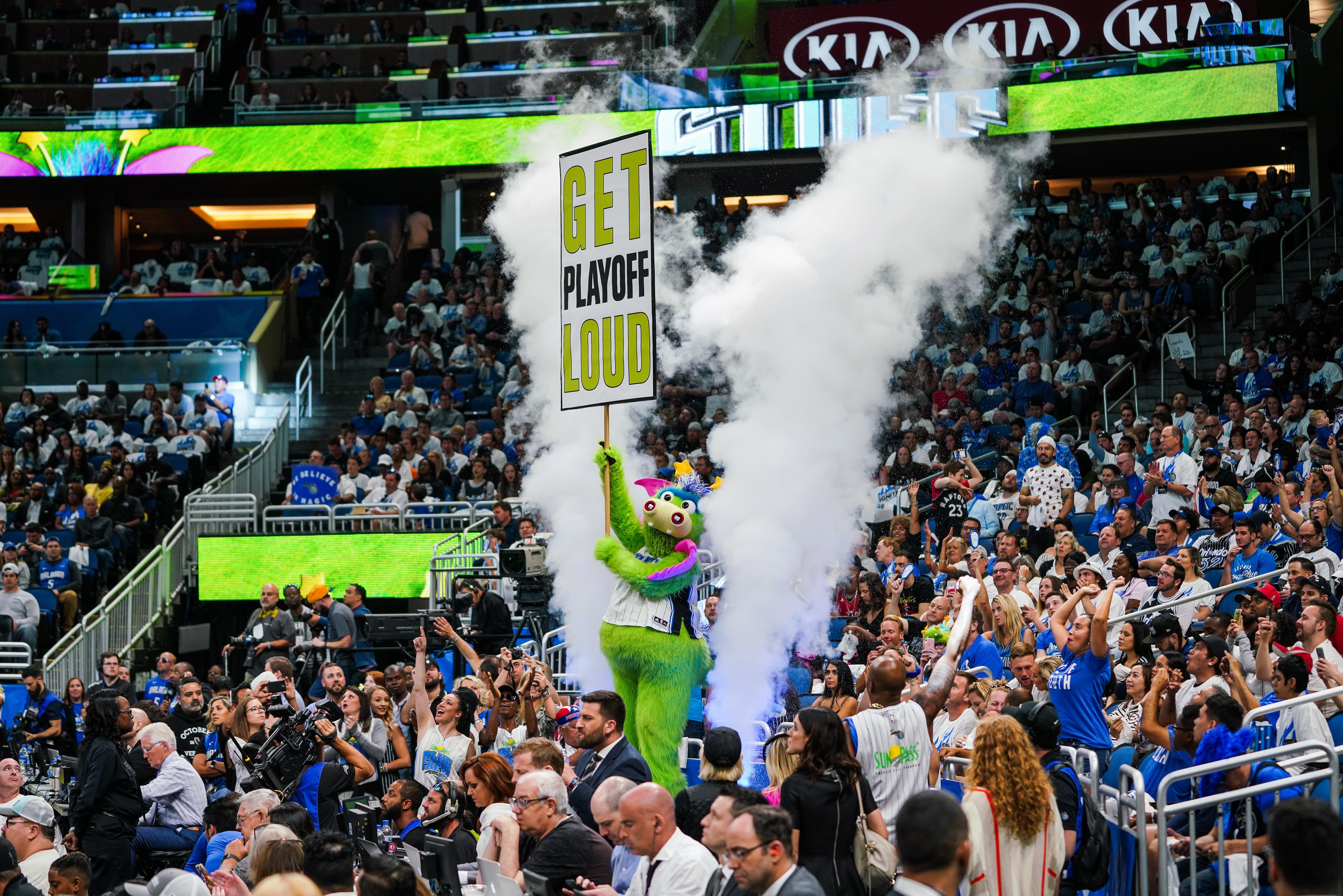 Toronto Raptors v Orlando Magic - Game Four