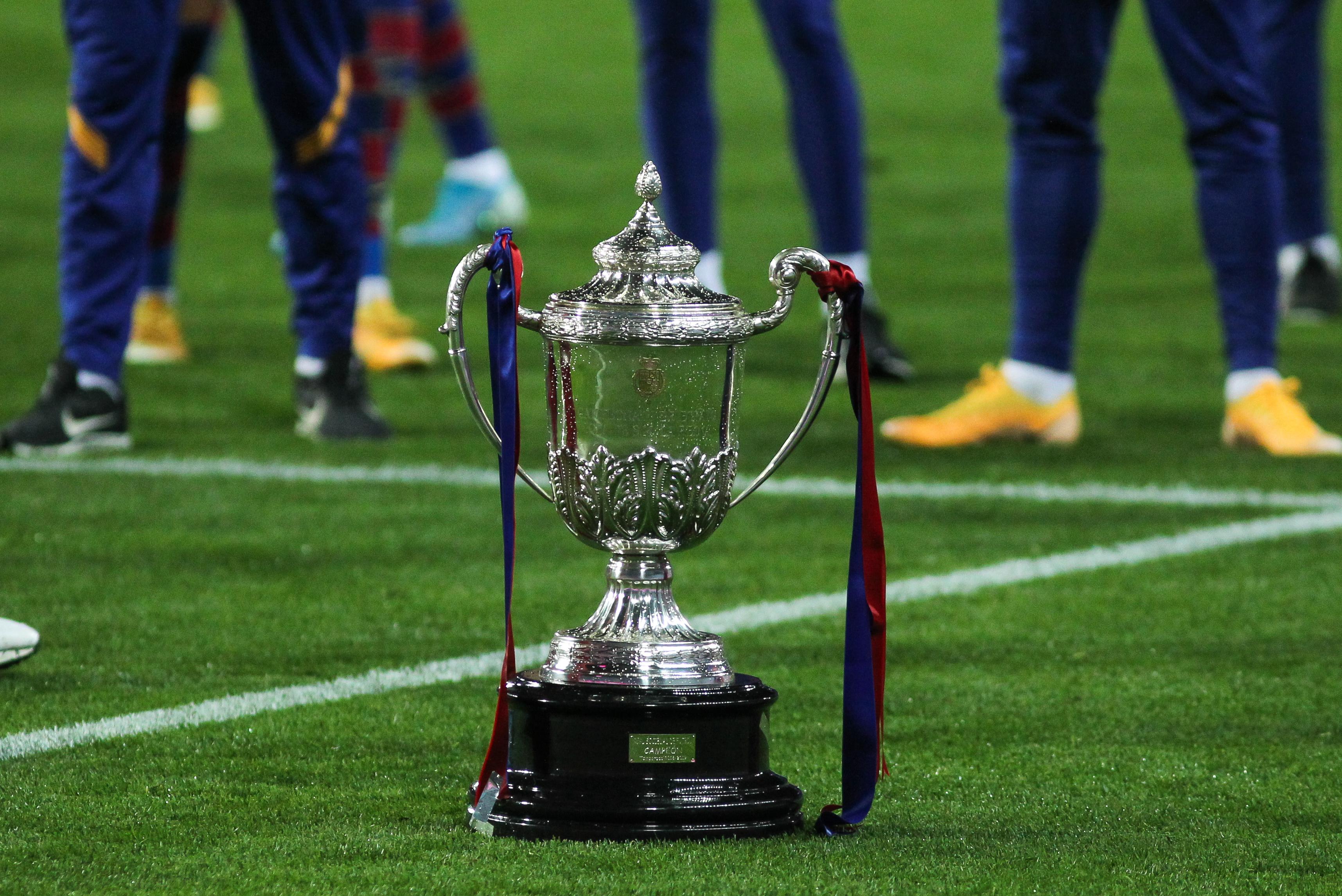 FC Barcelona V EDF Logrono - Copa De La Reina