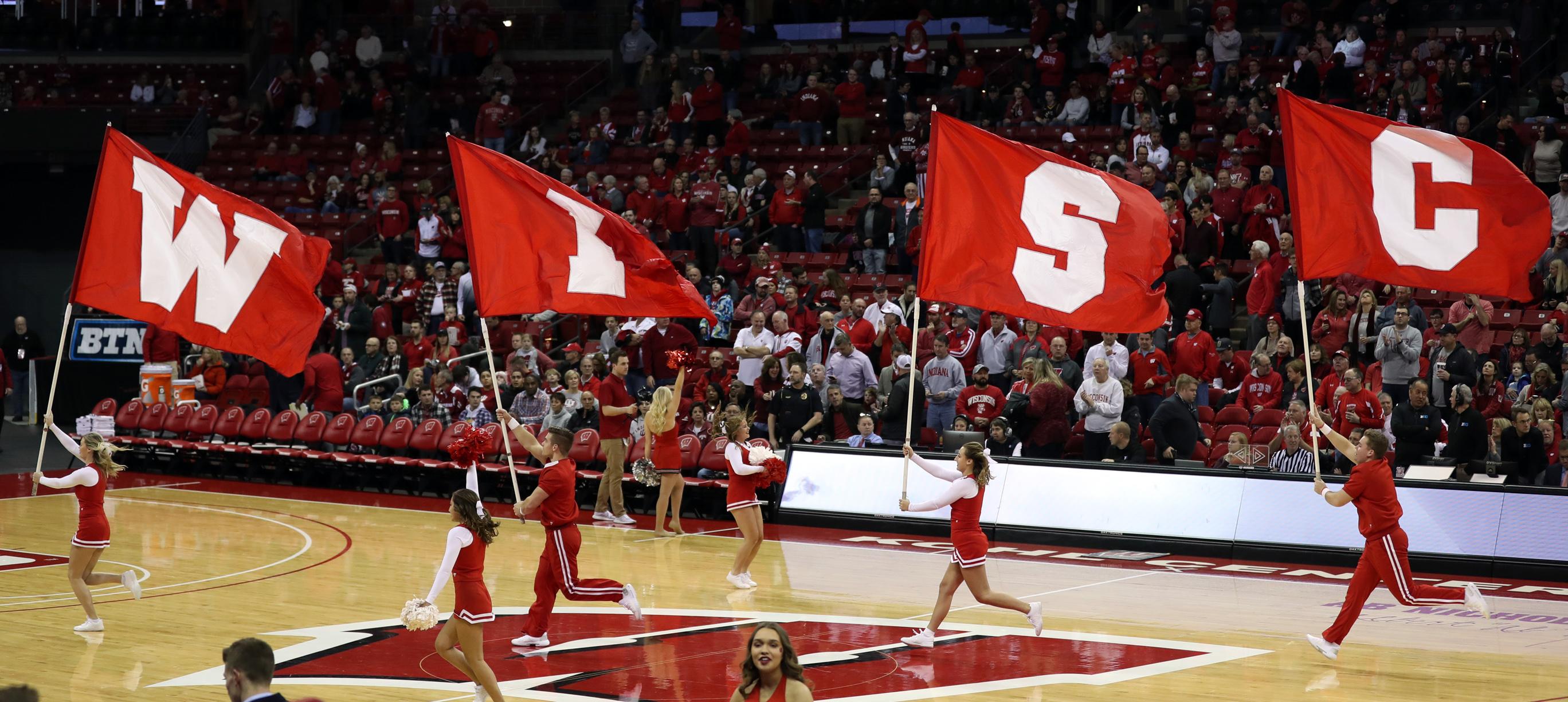 NCAA Basketball: Indiana at Wisconsin