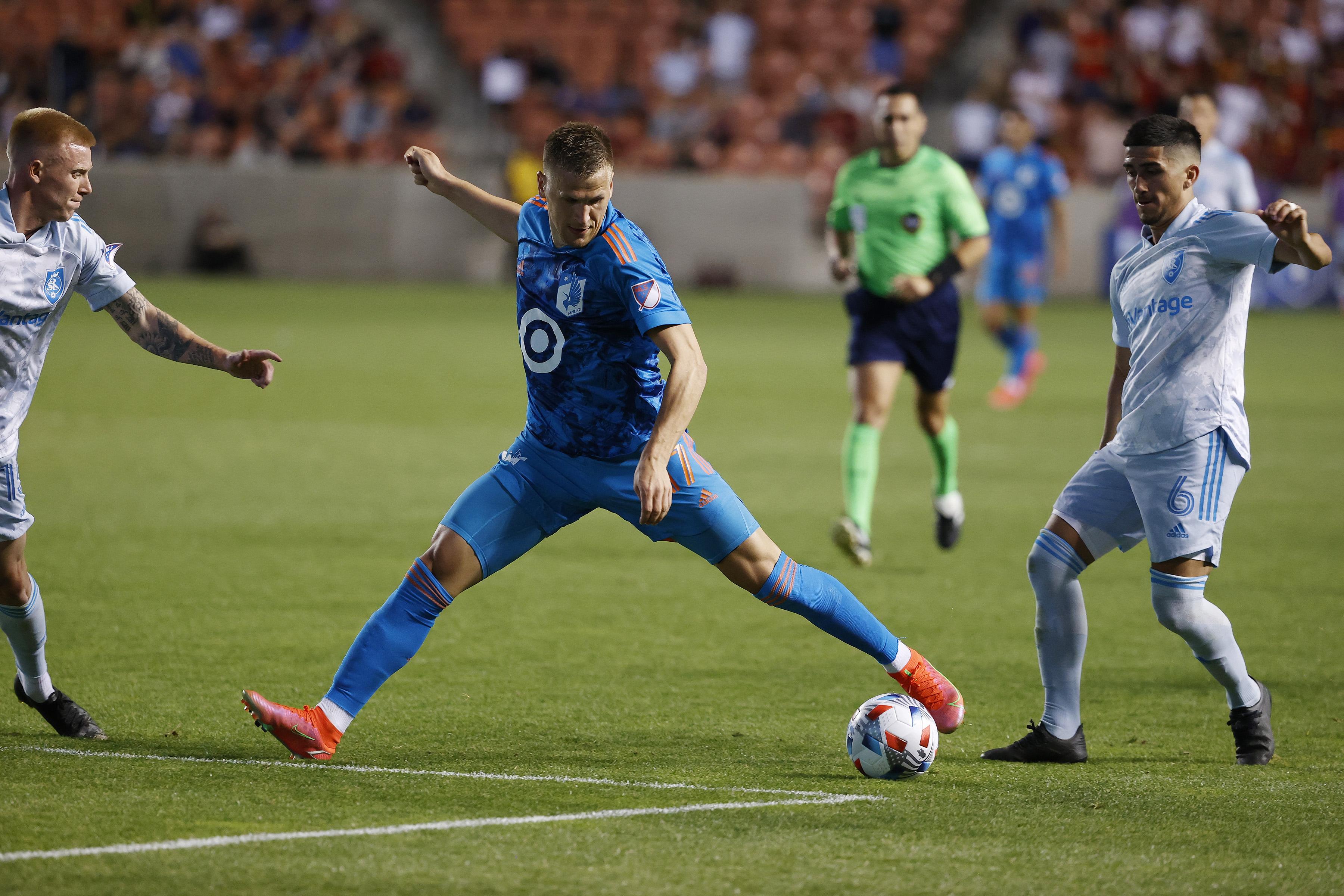 MLS: Minnesota United FC at Real Salt Lake