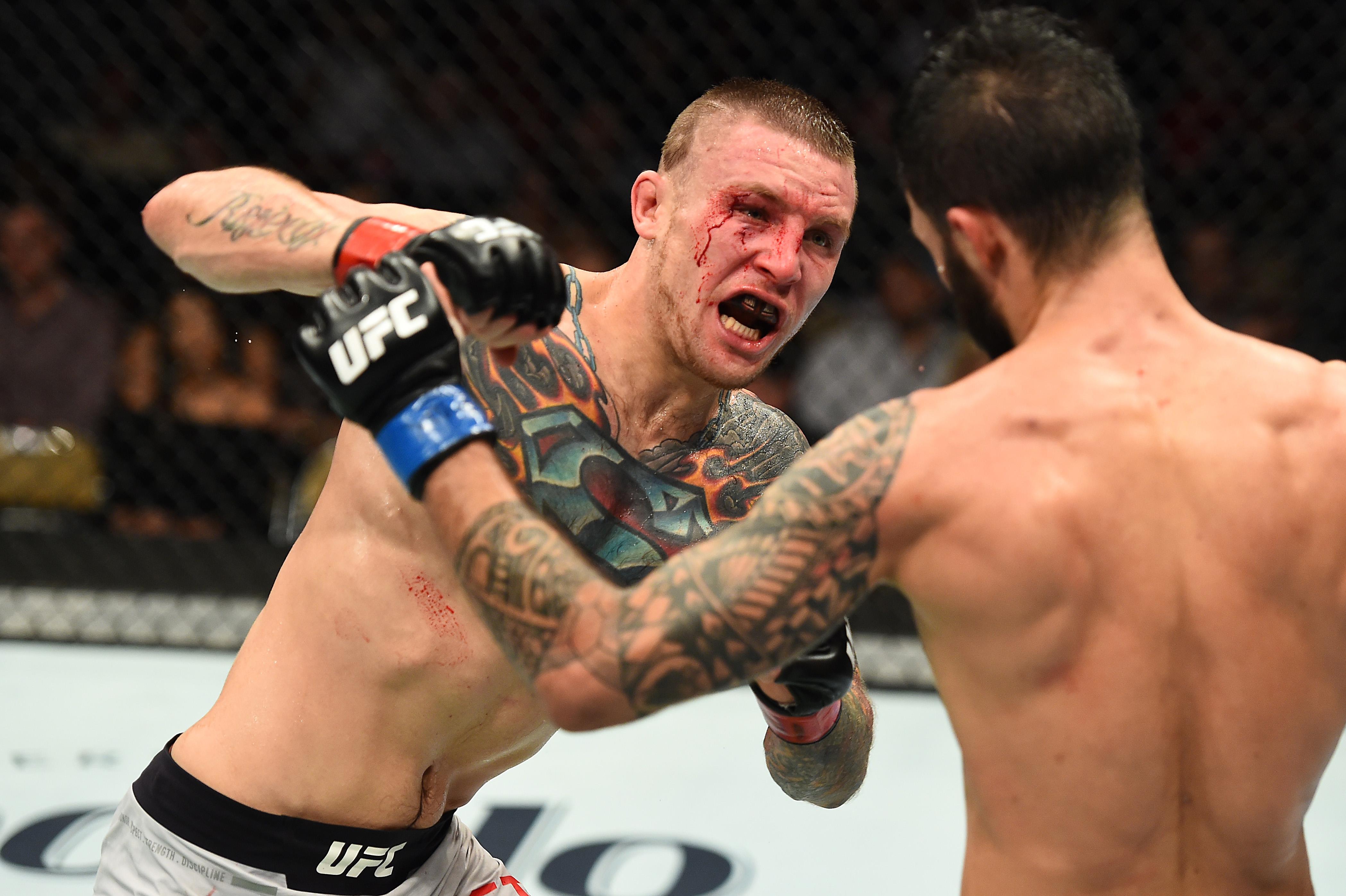 UFC Fight Night: Steven Peterson v Brandon Davis