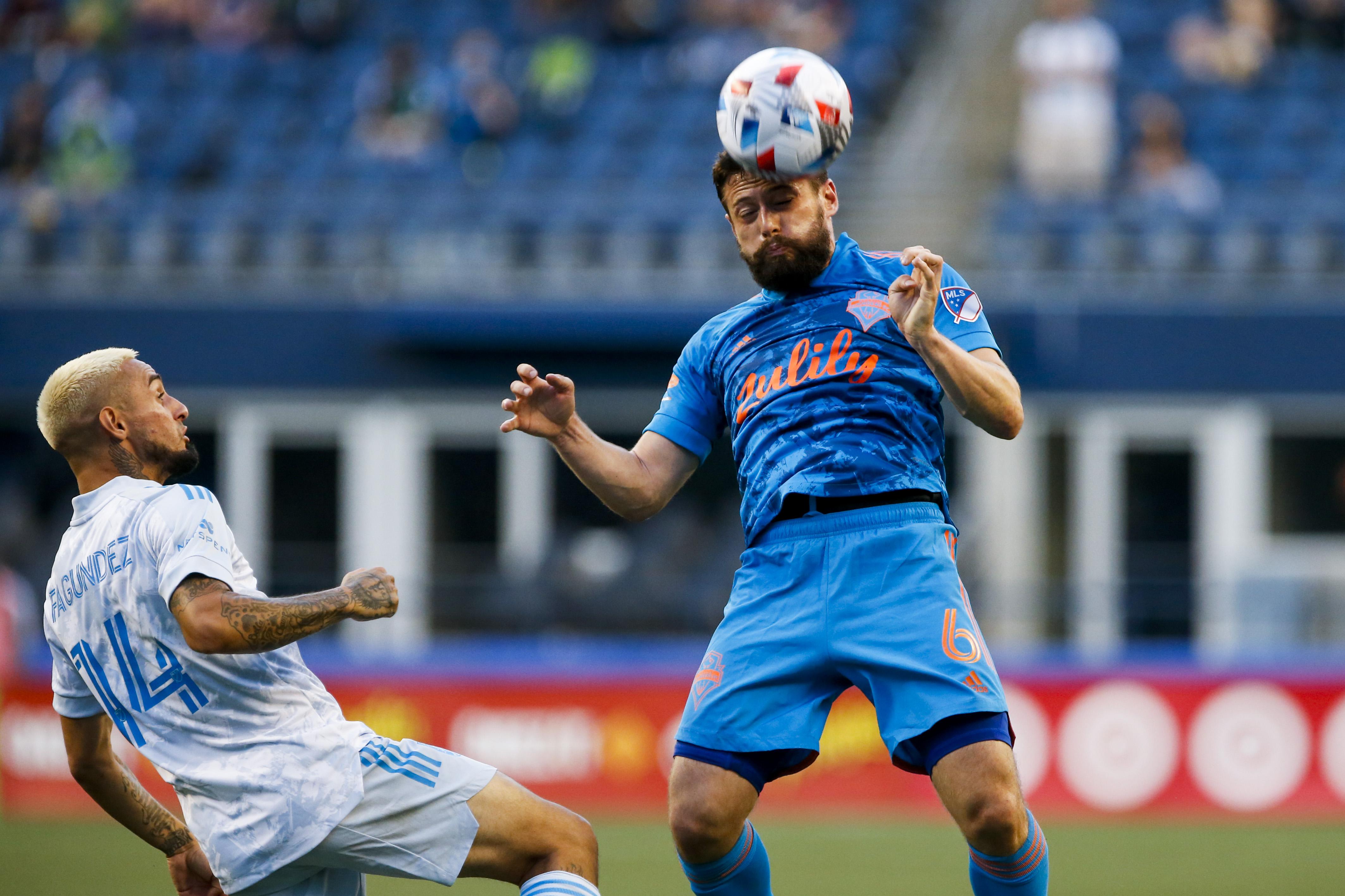 MLS:奥斯汀FC在西雅图探测器FC