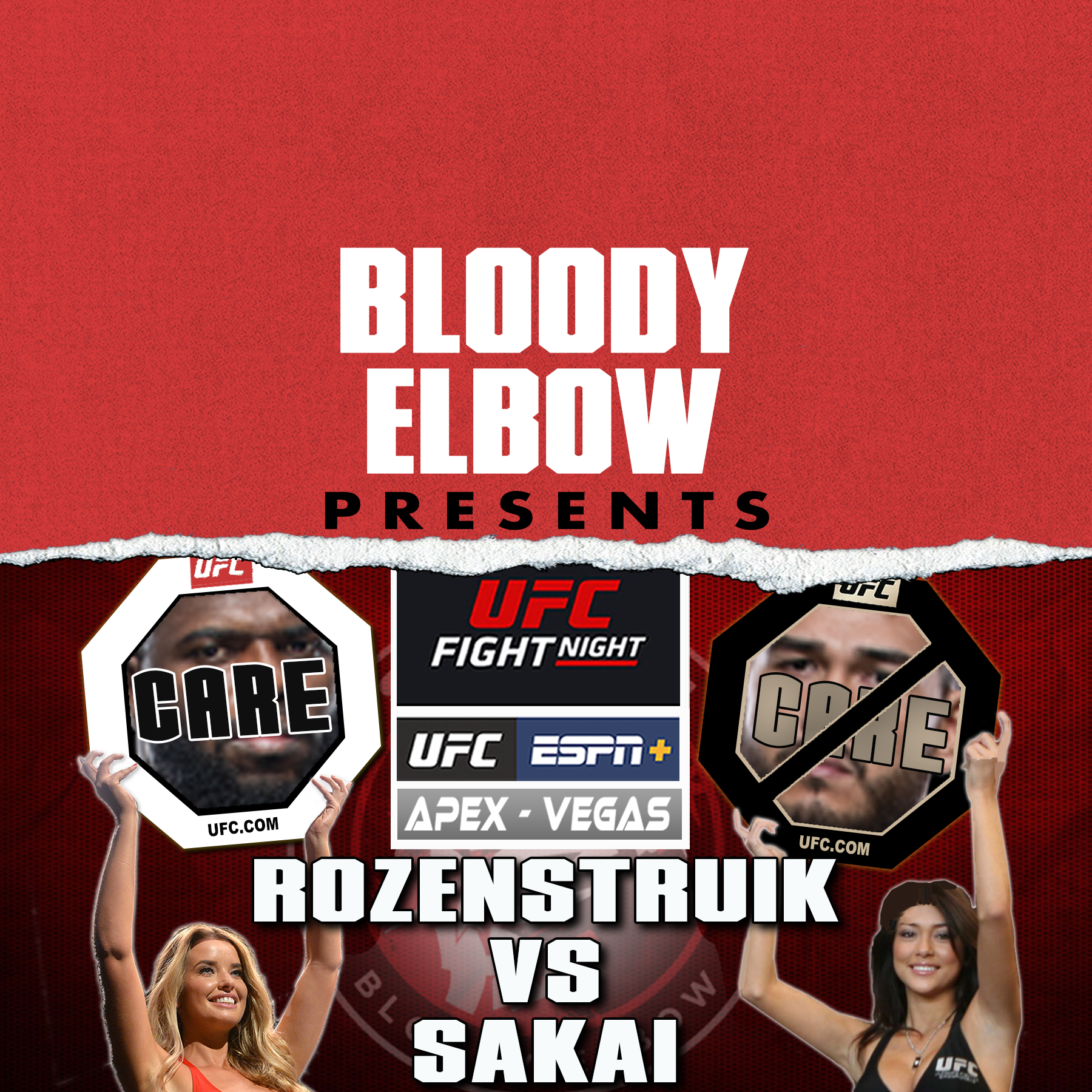 CDC, Care/Don't Care Podcast, UFC Vegas 27, Font vs Garbrandt, Rozenstruik vs Sakai, UFC Fight Night, UFC Picks & Predictions, UFC Reactions, UFC Vegas 28, UFC Podcast,