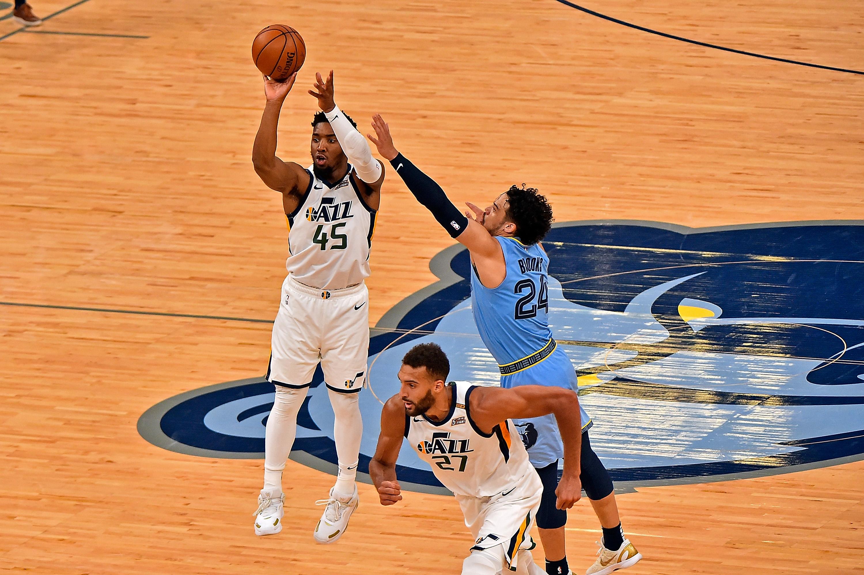 Utah Jazz v Memphis Grizzlies - Game Three