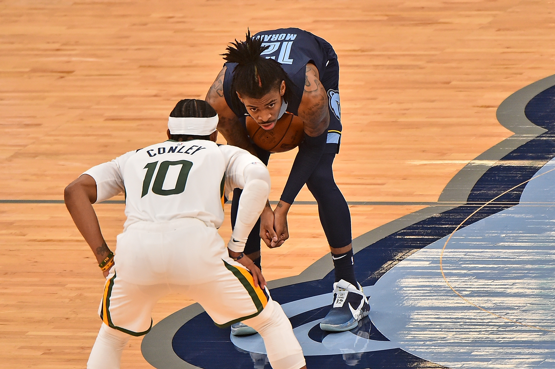 Utah Jazz v Memphis Grizzlies - Game Four