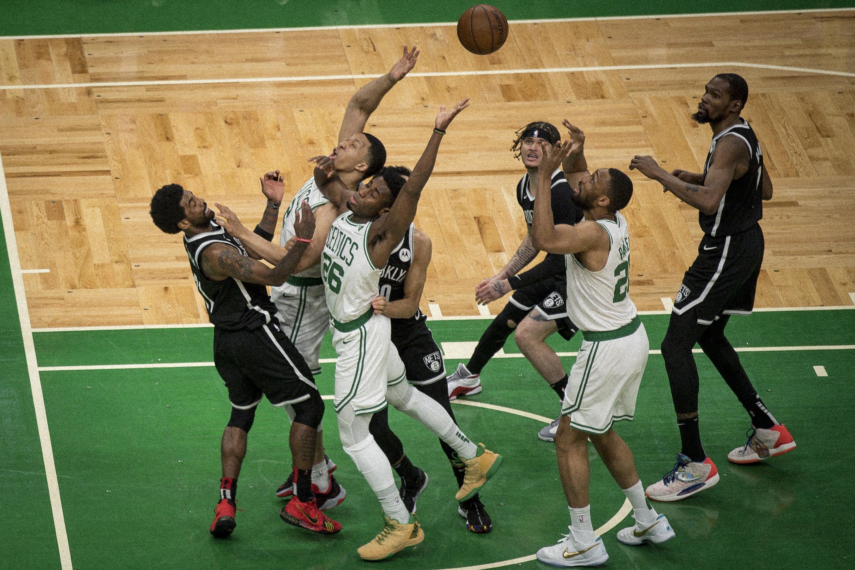 Brooklyn Nets v Boston Celtics - Game Four