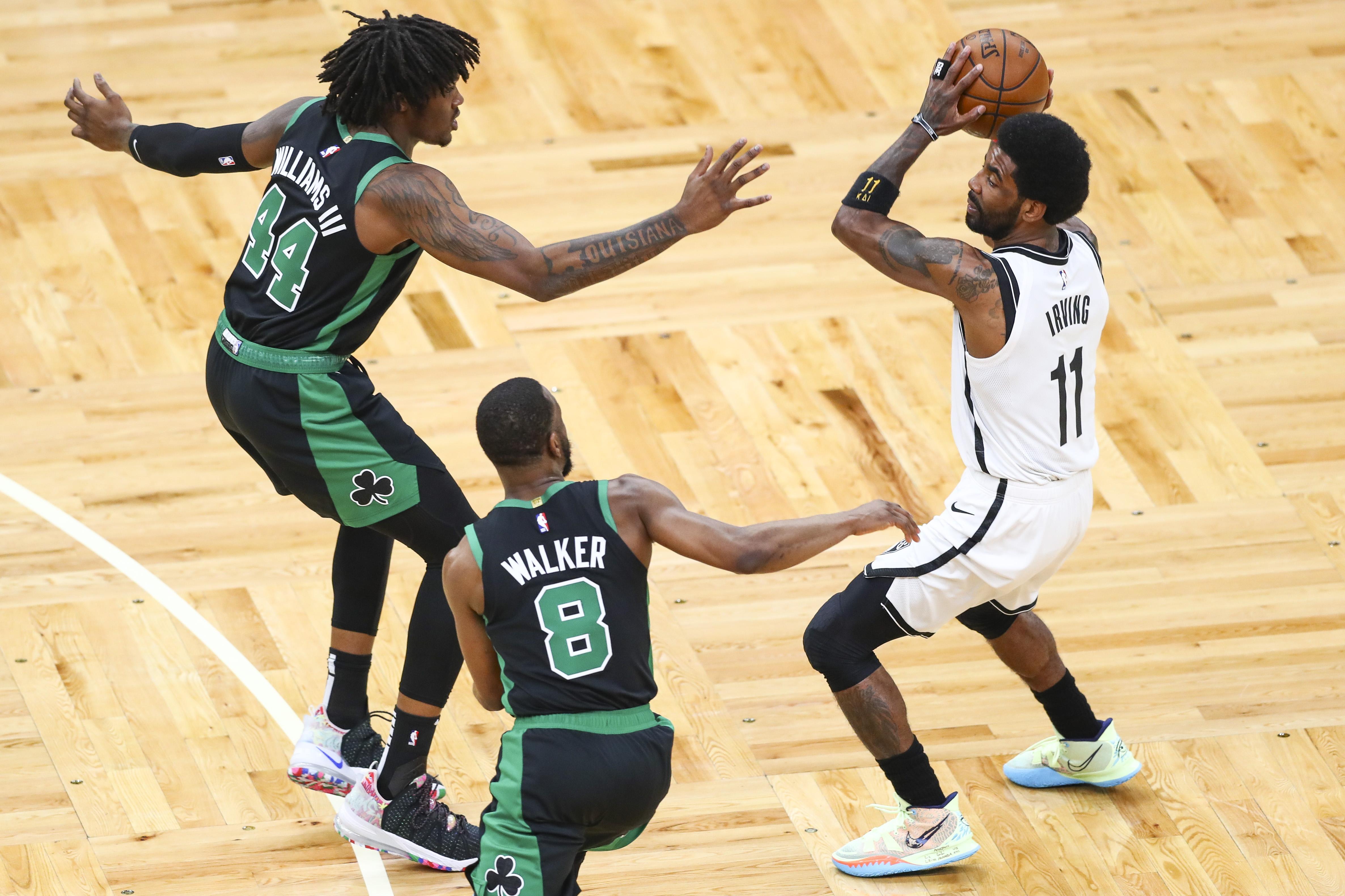 Brooklyn Nets v Boston Celtics - Game Three
