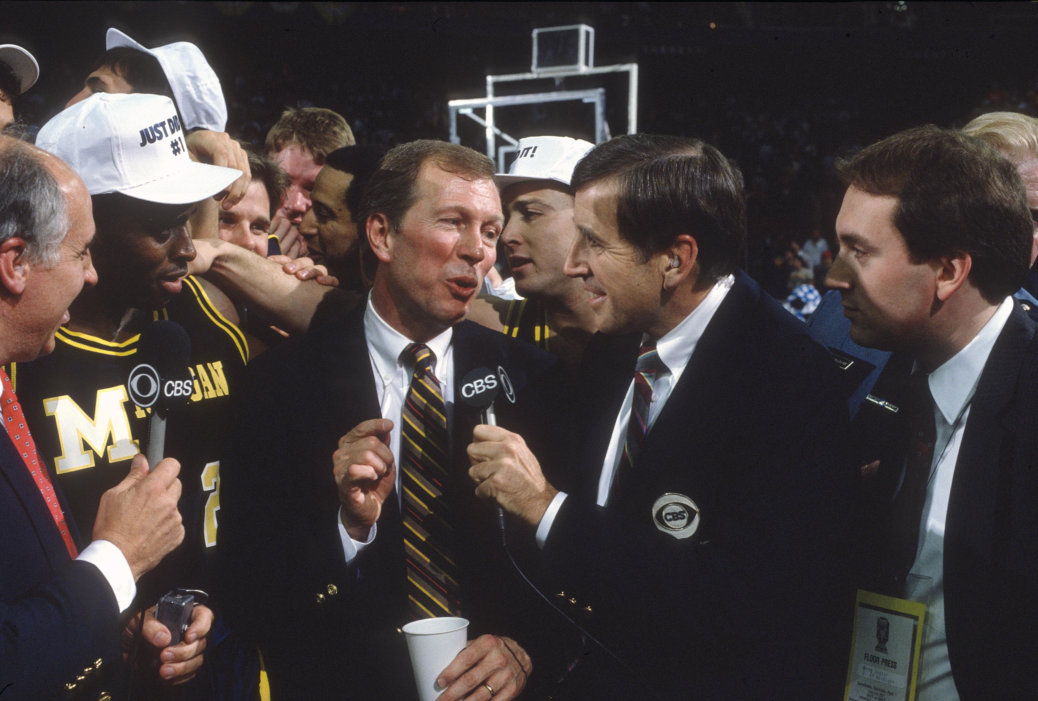 NCAA National Championship - Michigan Wolverines v Seton Hall Pirates