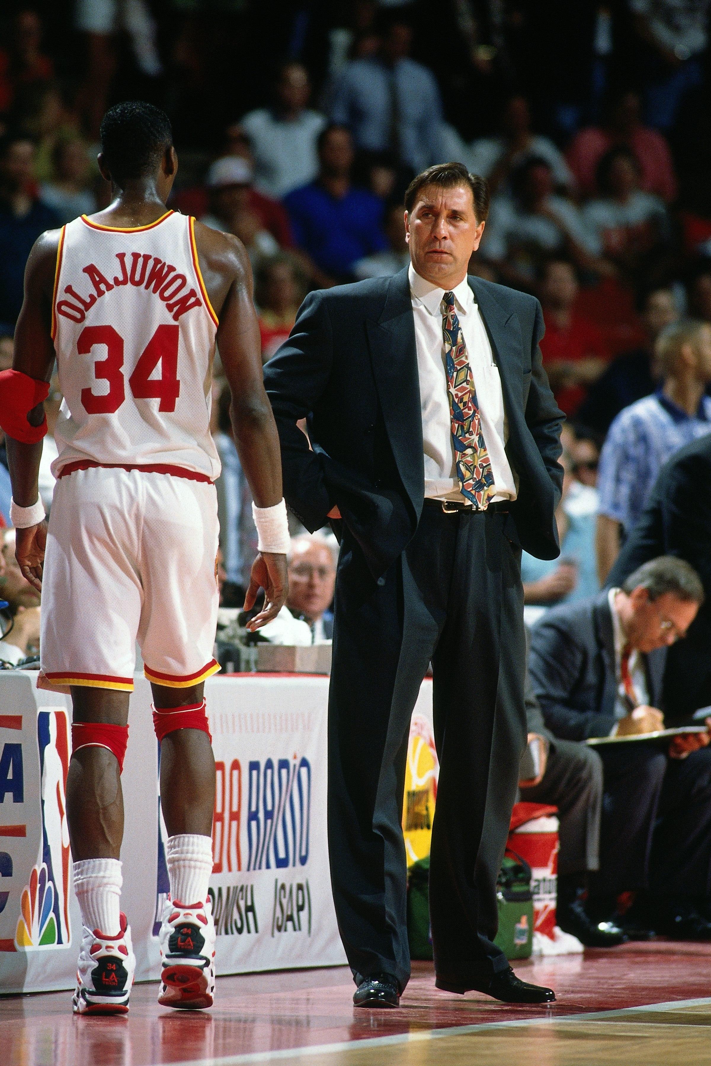 1994 NBA Finals Game 1: New York Knicks vs. Houston Rockets