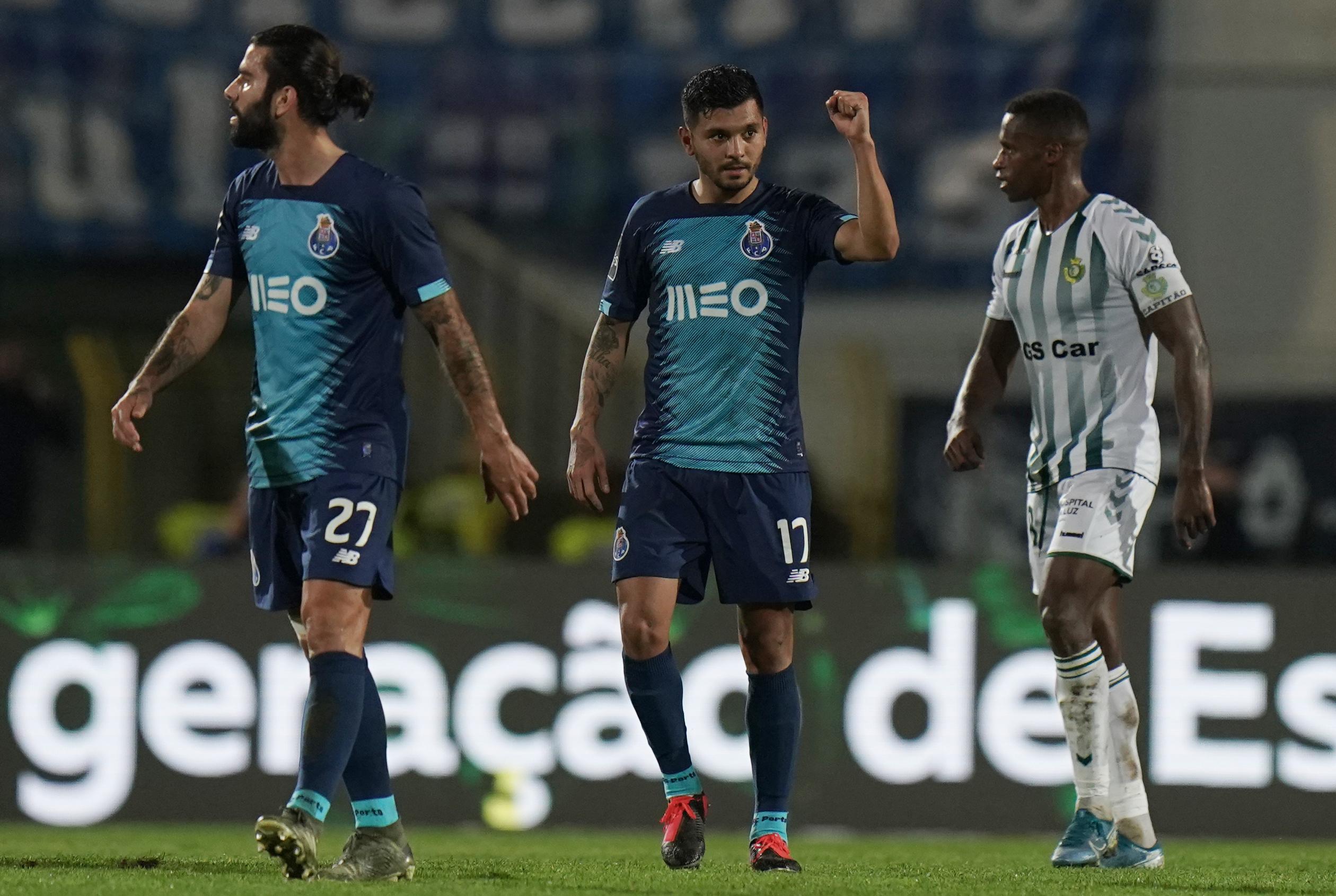 Vitoria FC v FC Porto - Liga NOS