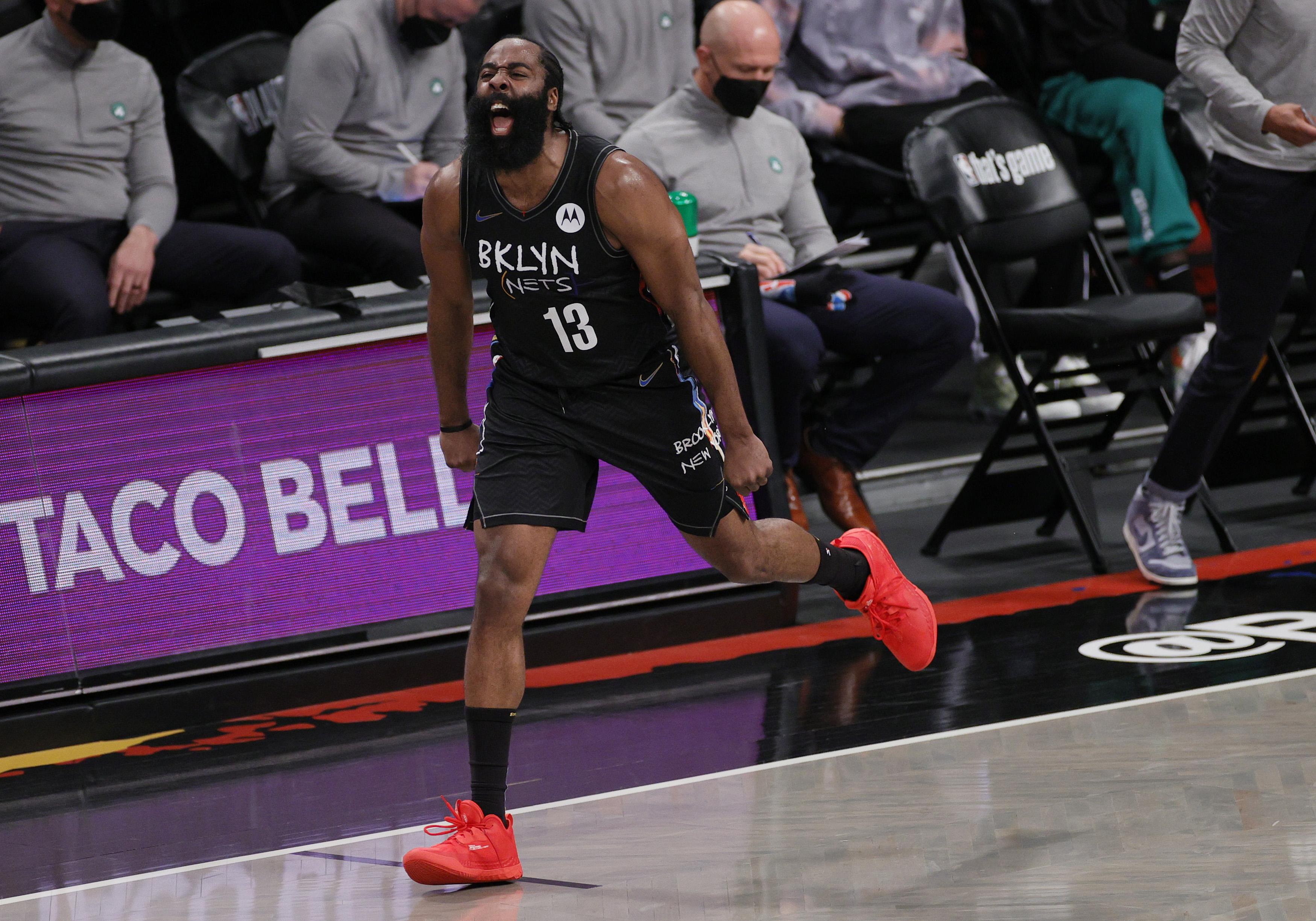 Boston Celtics v Brooklyn Nets - Game Five