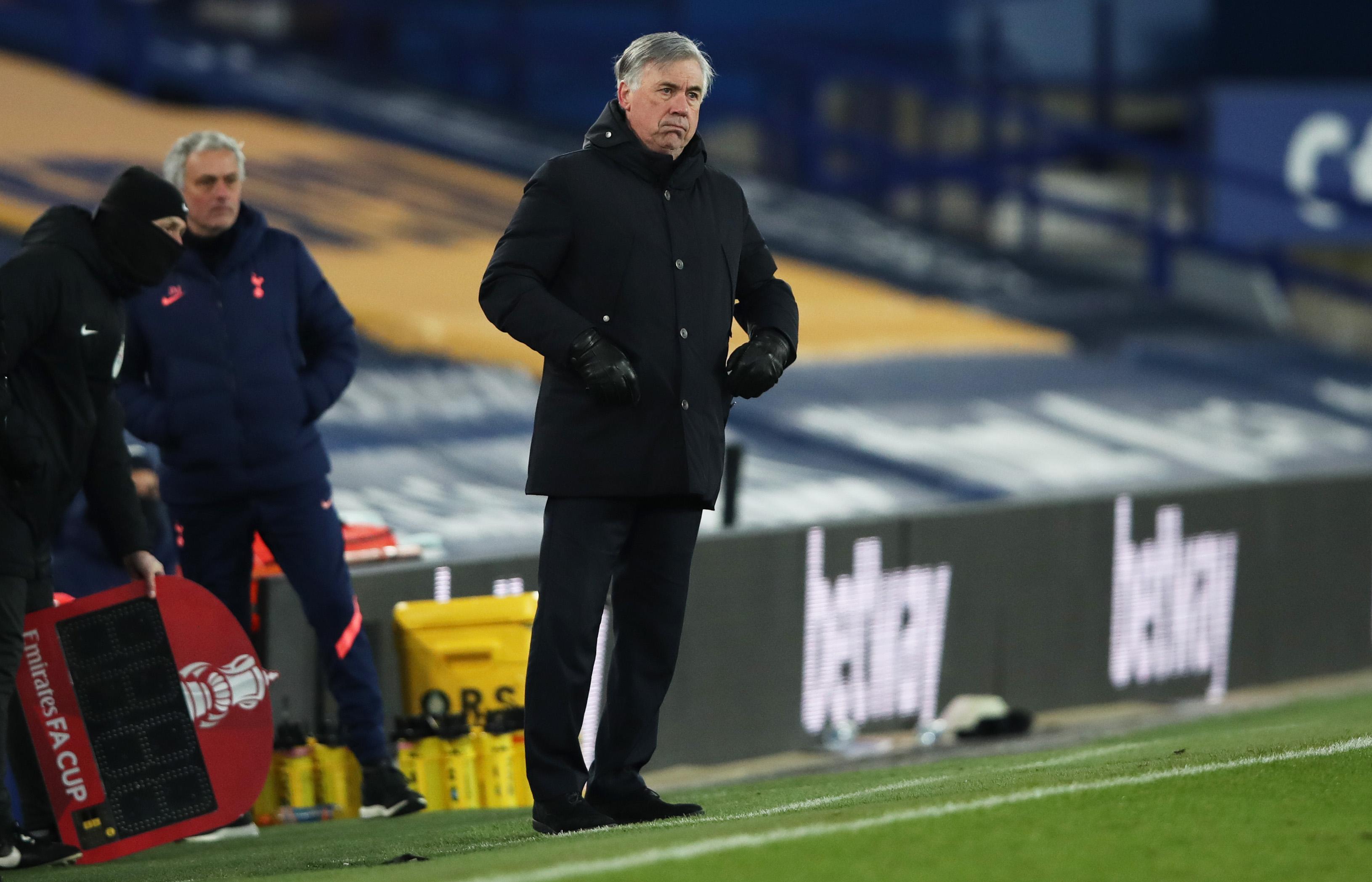 Everton v Tottenham Hotspur: The Emirates FA Cup Fifth Round
