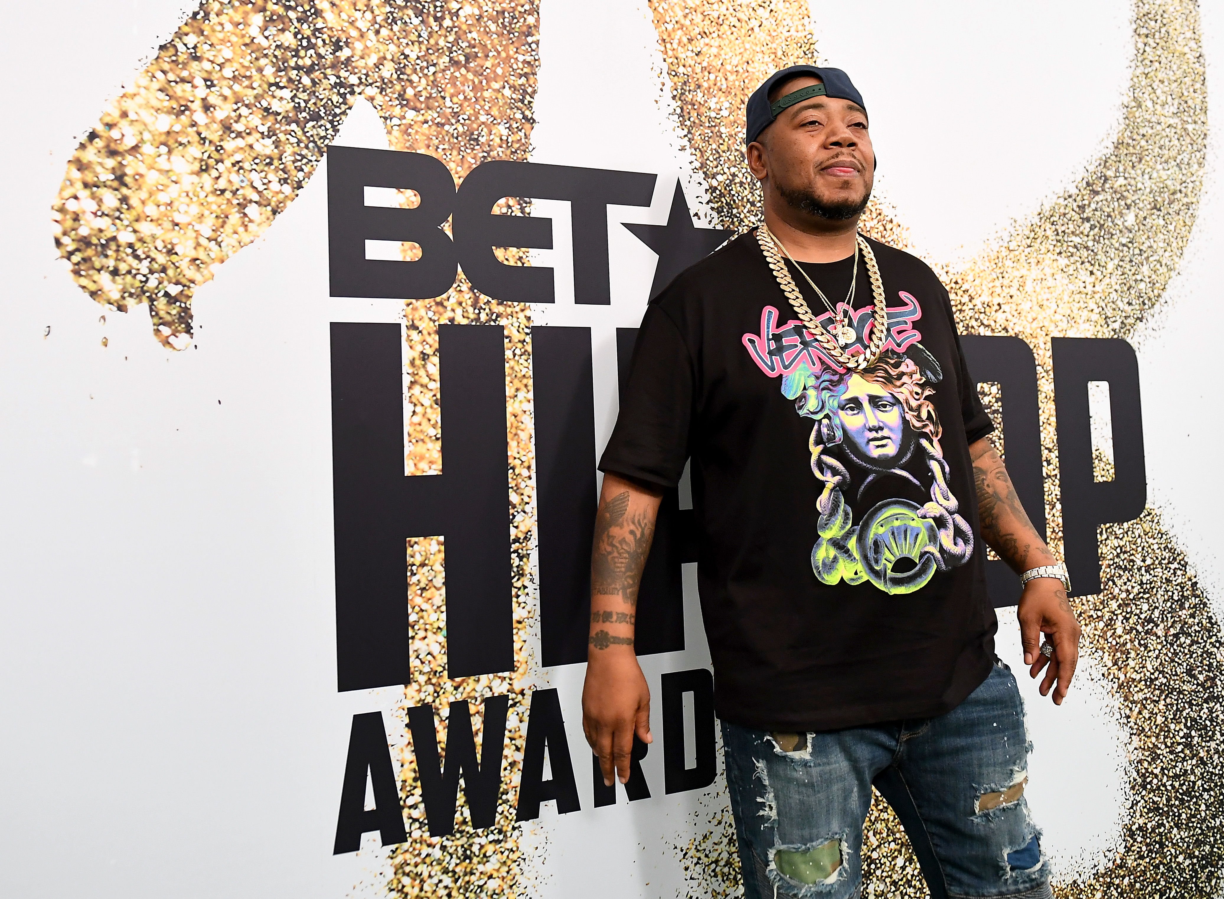 BET Hip Hop Awards 2018 - Arrivals Photo by Paras Griffin/Getty Images for BET