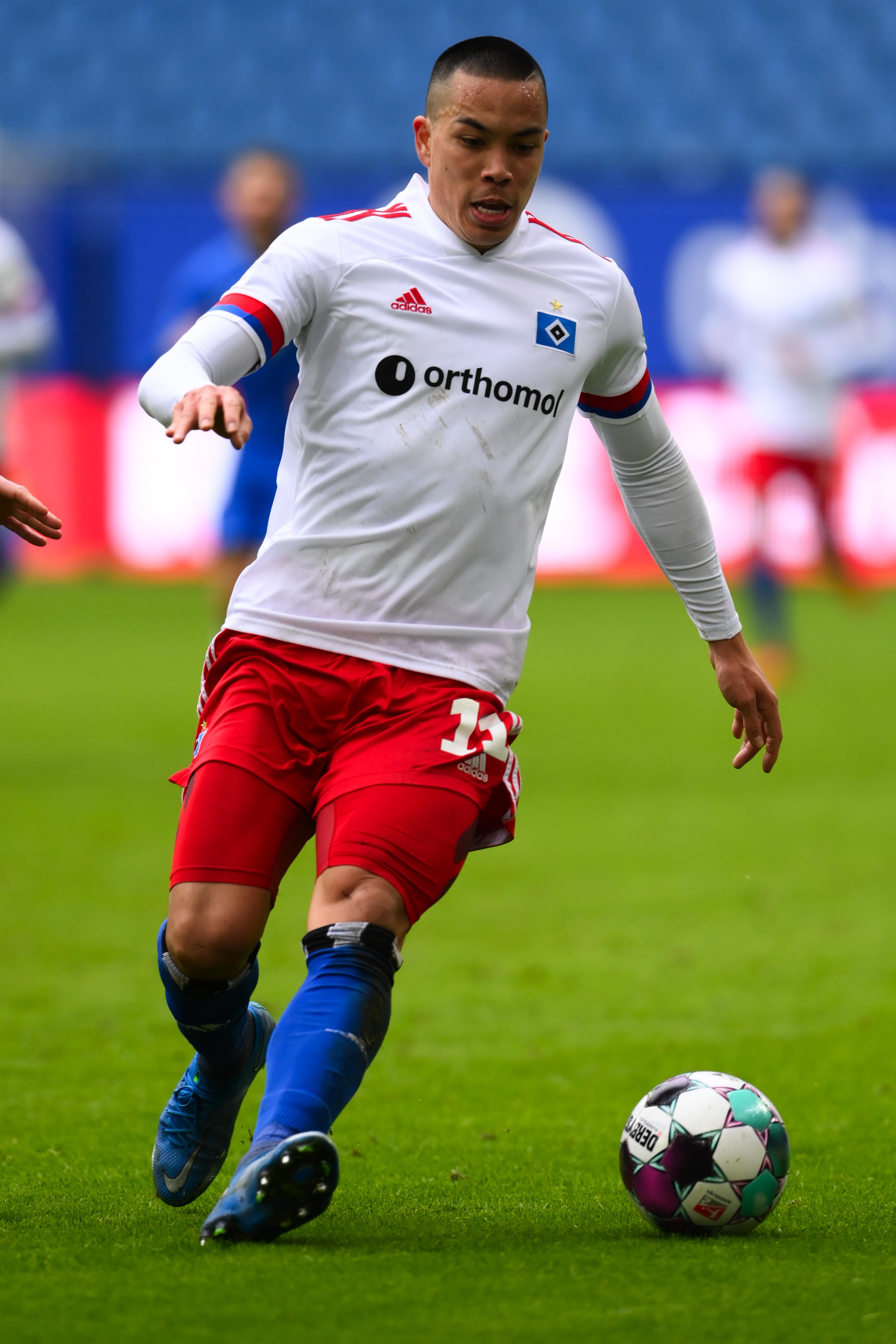 Hamburger SV v 1. FC Heidenheim 1846 - Second Bundesliga